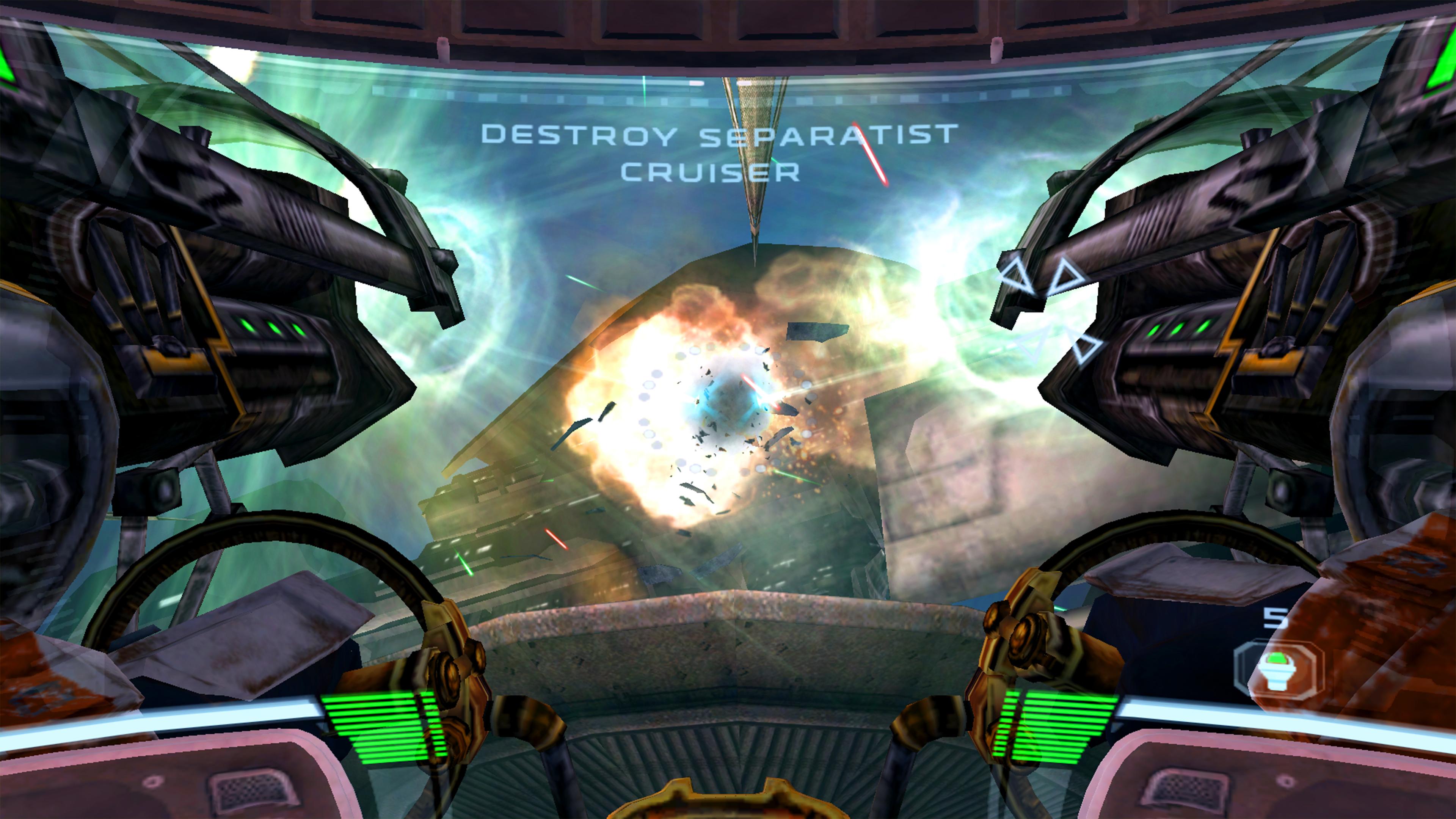Скриншот №5 к STAR WARS Republic Commando