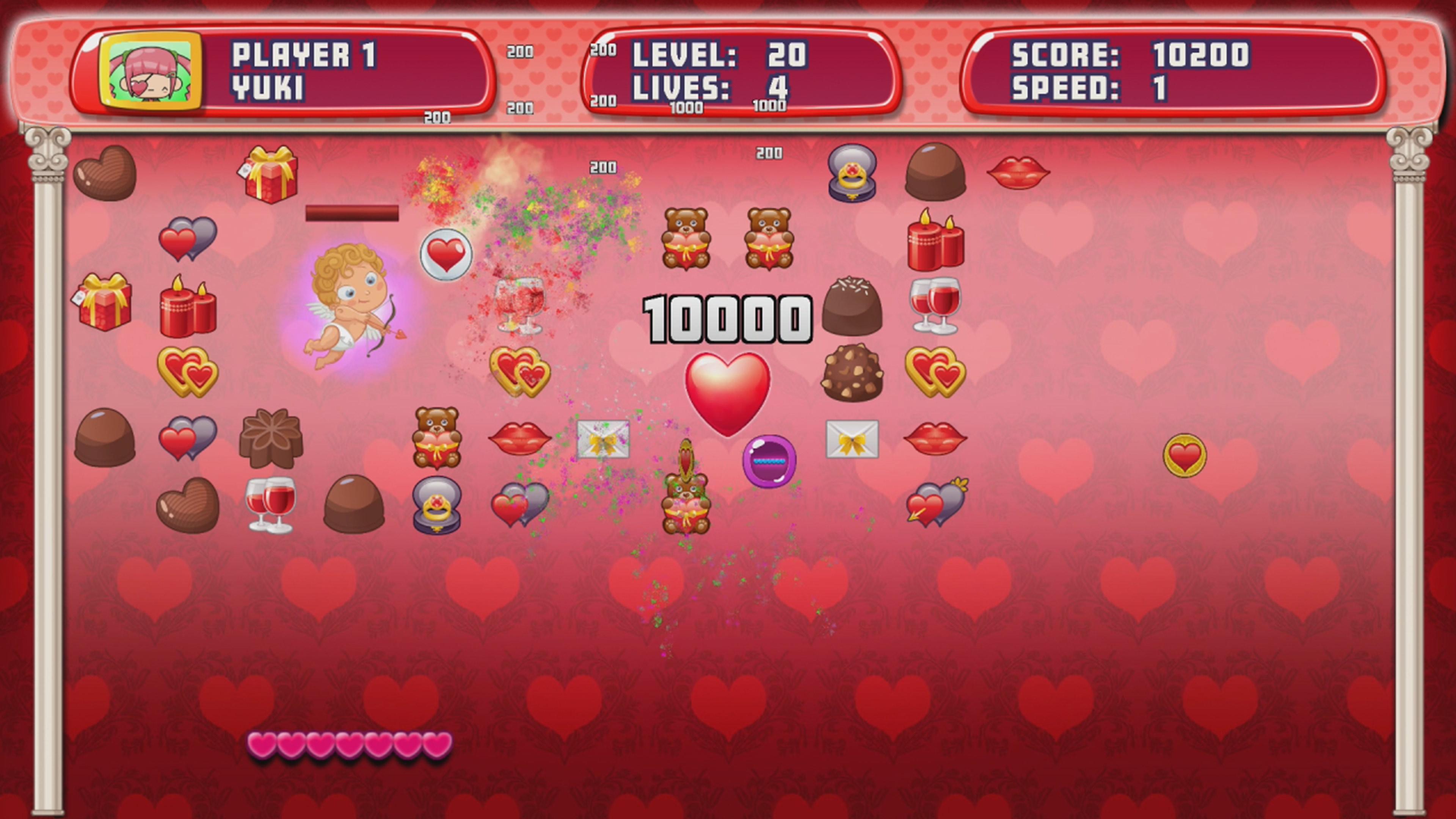 Valentine Candy Break