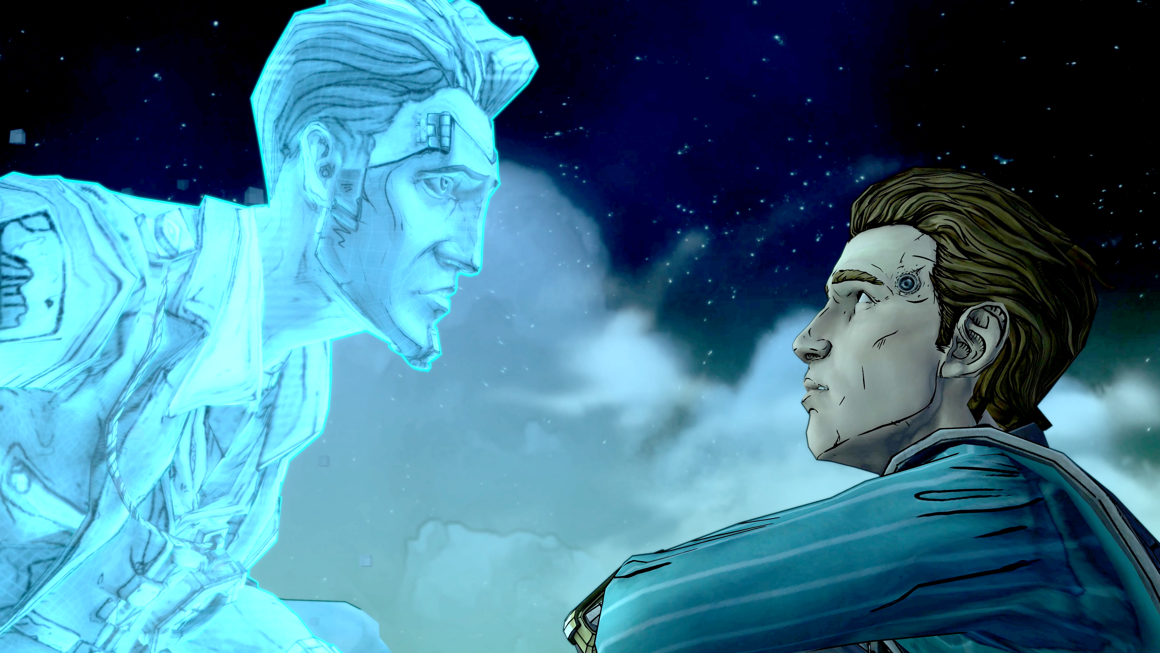 Скриншот №10 к Tales from the Borderlands
