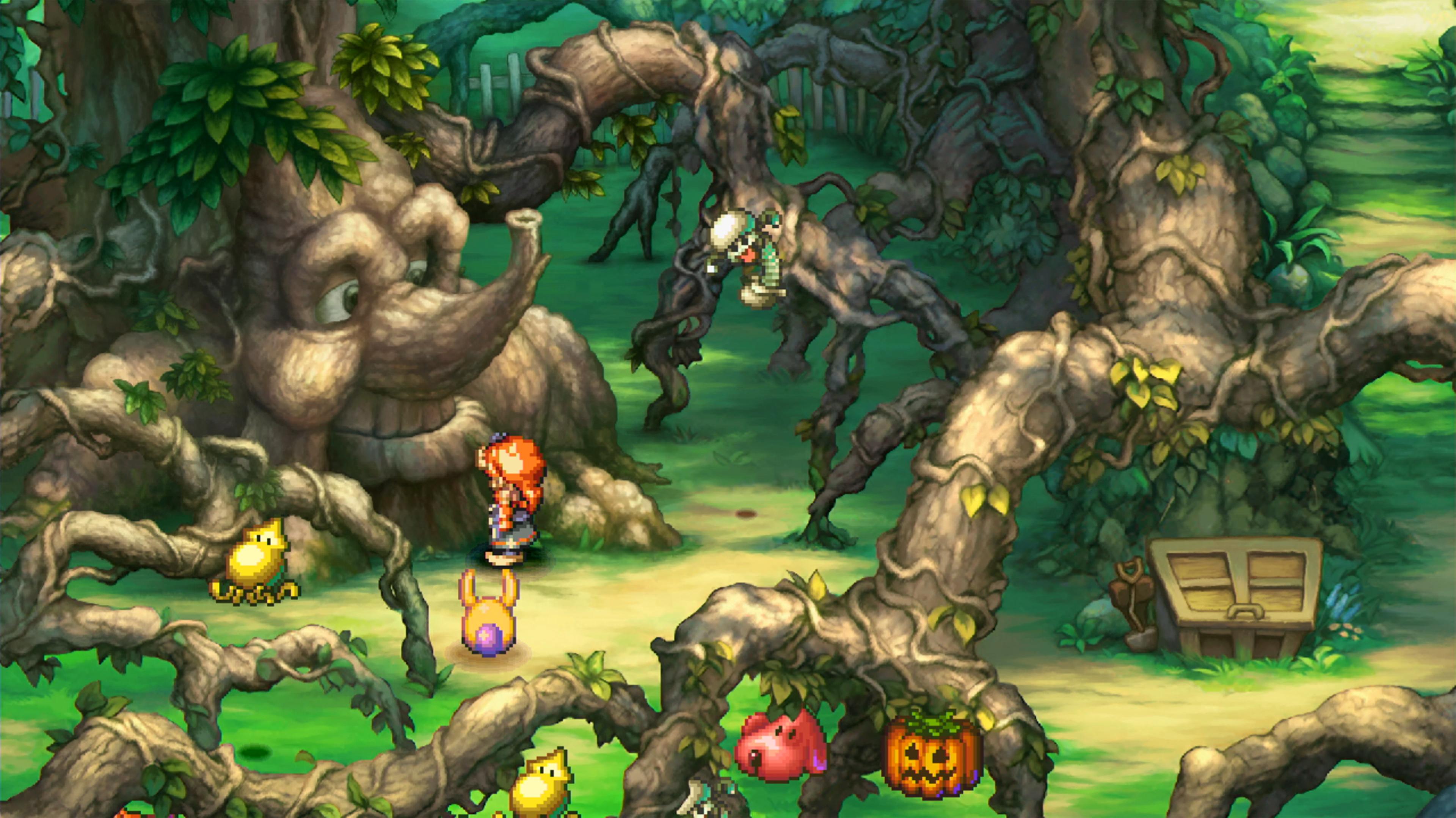 Скриншот №3 к Legend of Mana