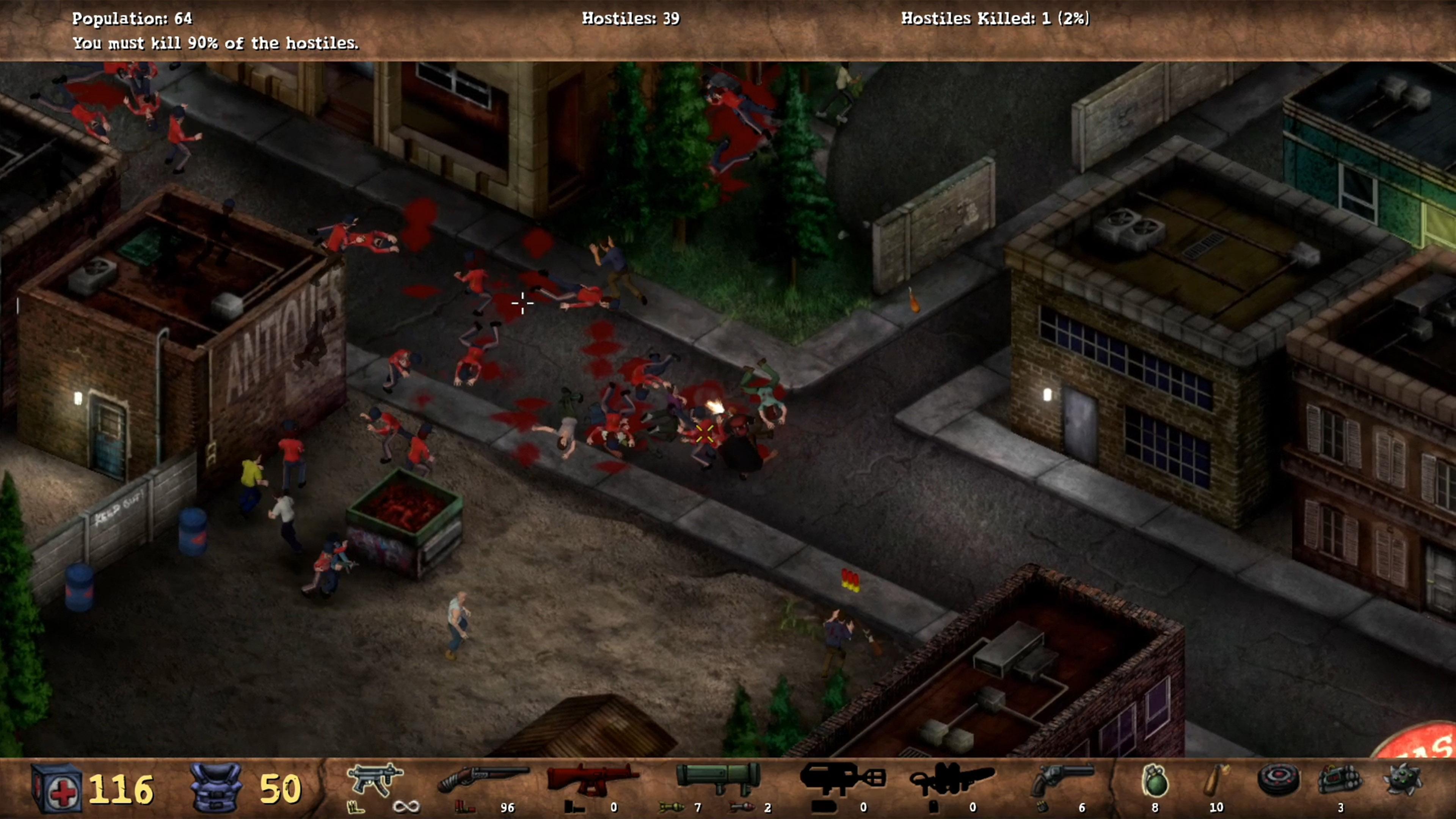 Скриншот №6 к POSTAL Redux
