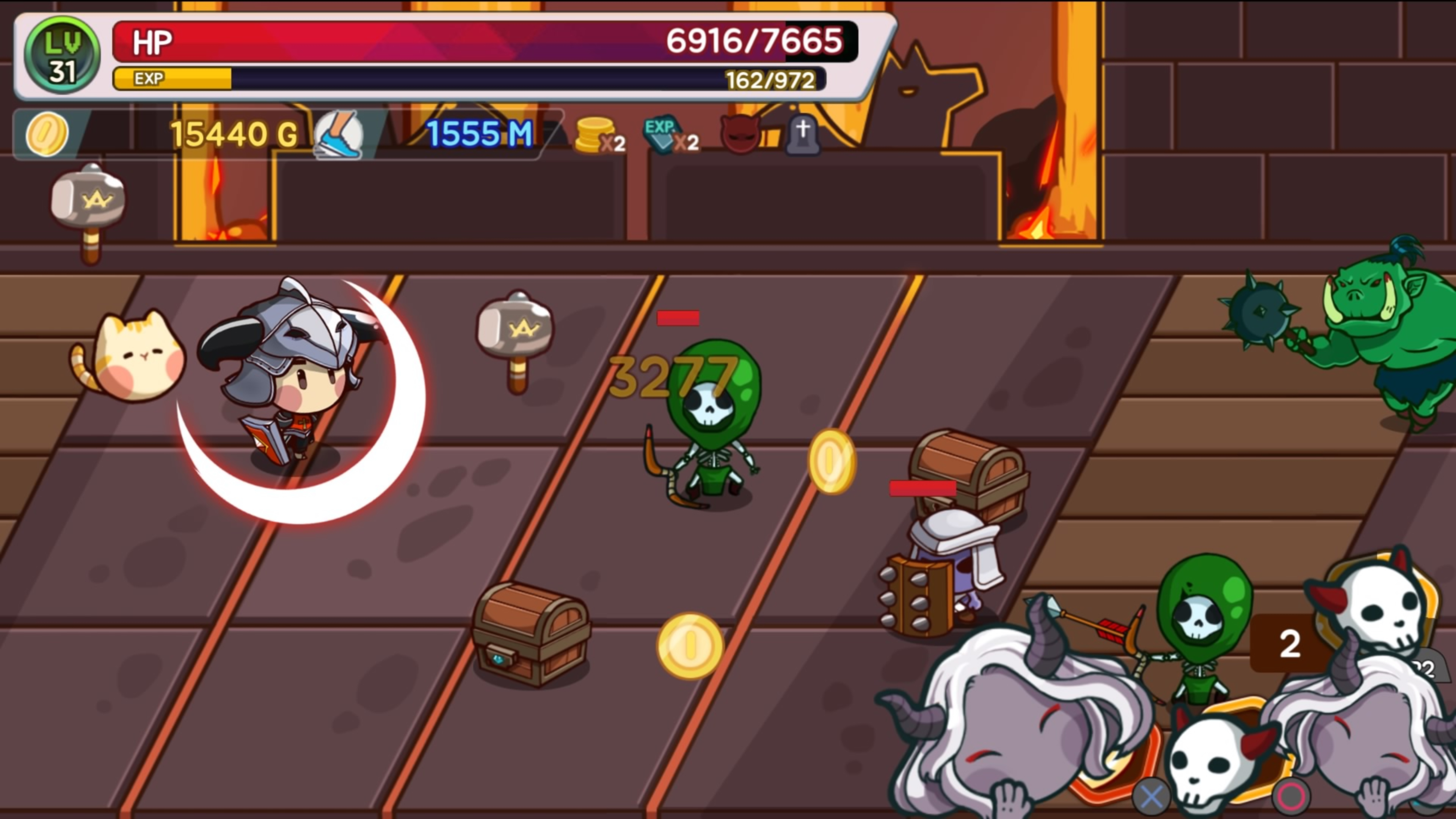 Скриншот №8 к Run Little Hero