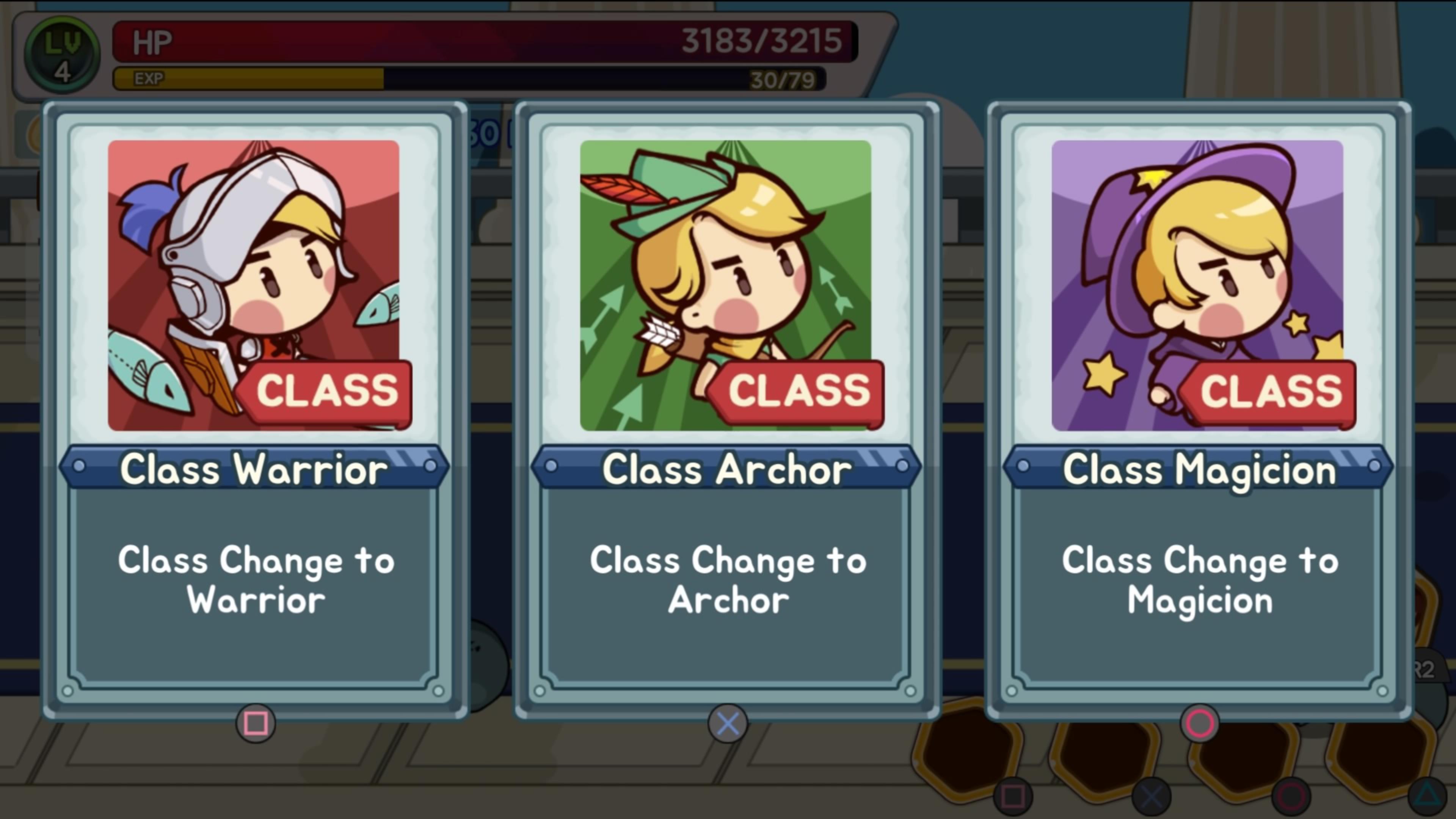 Скриншот №3 к Run Little Hero