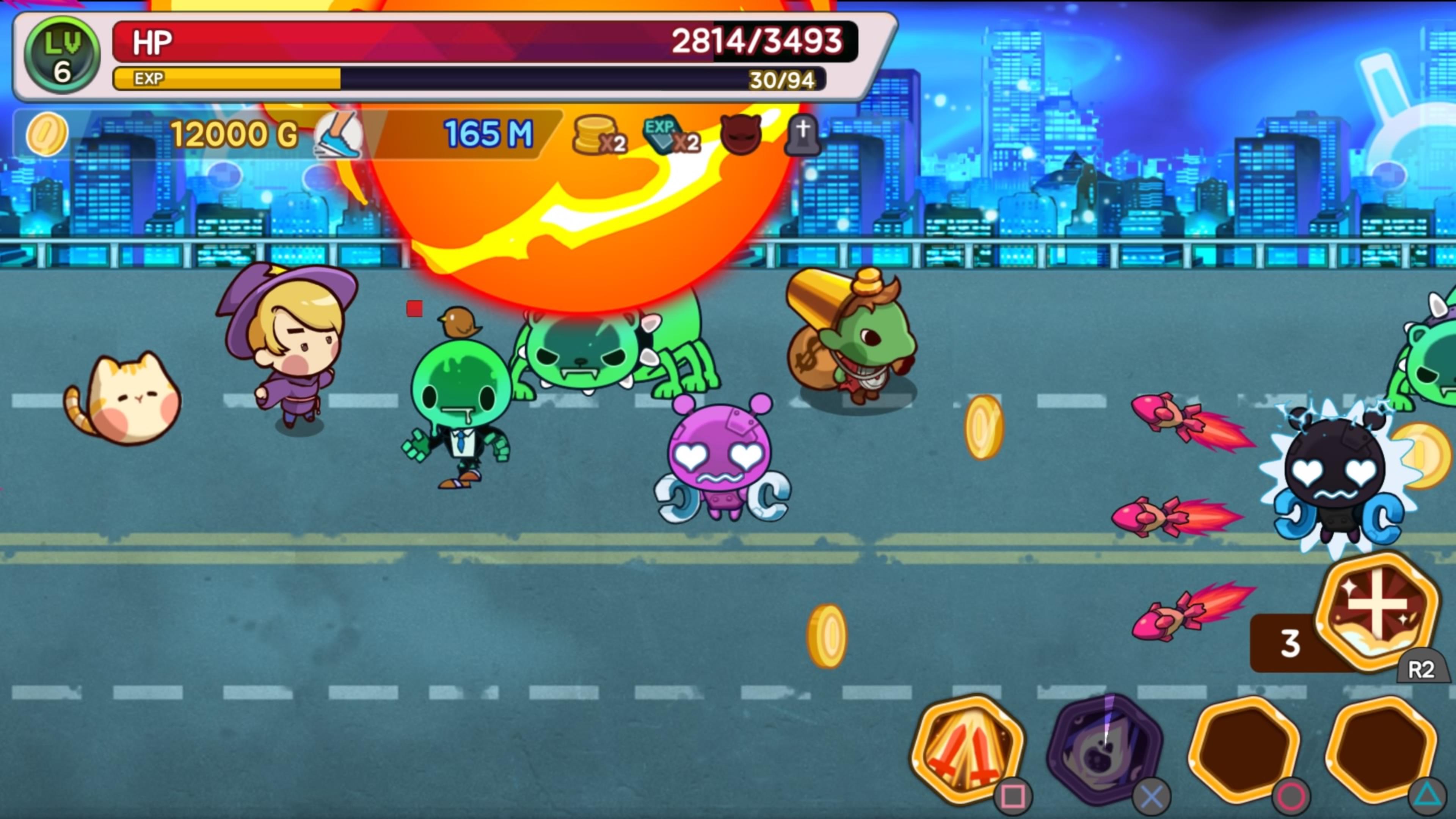 Скриншот №7 к Run Little Hero