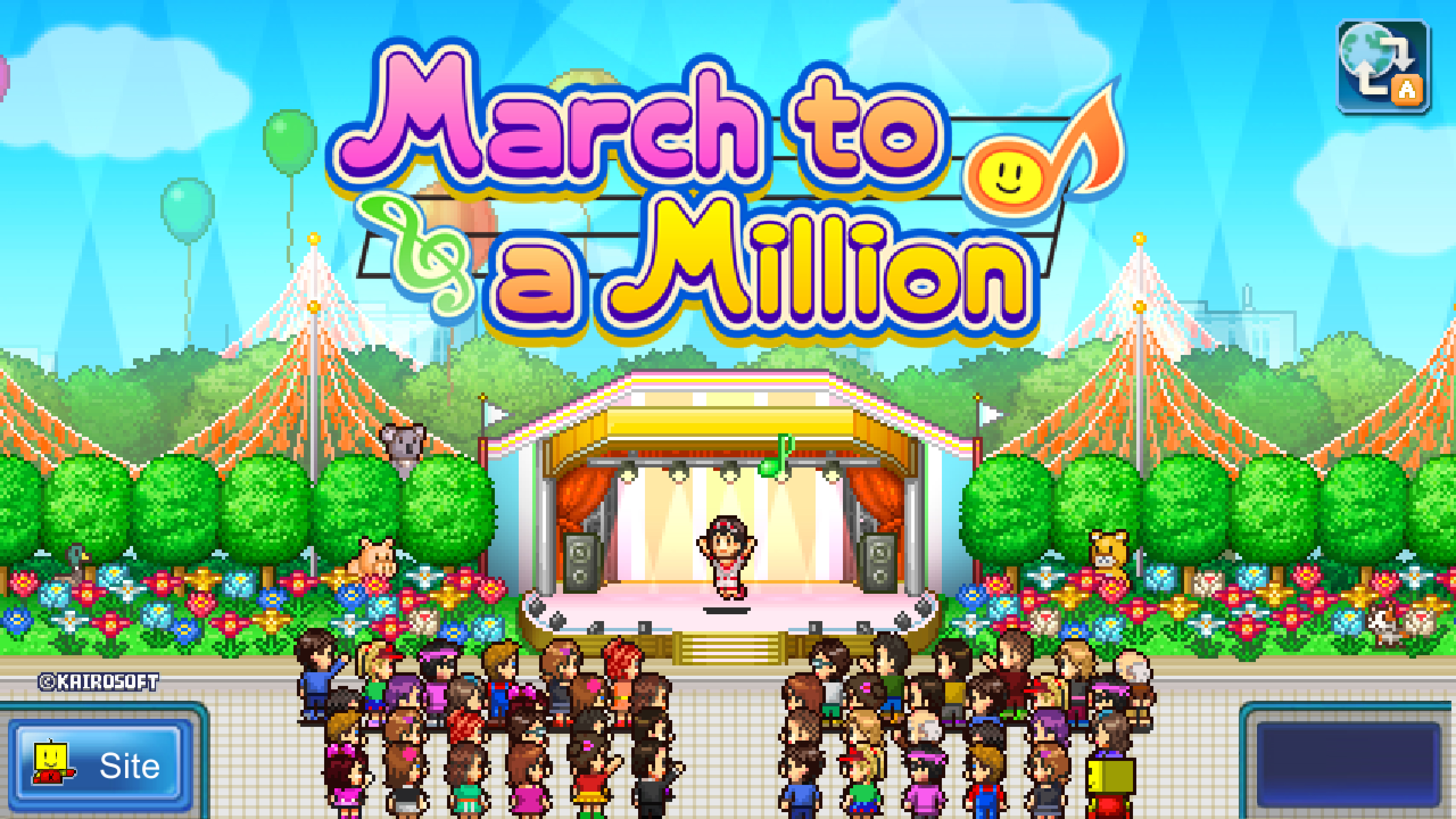 Скриншот №5 к March to a Million