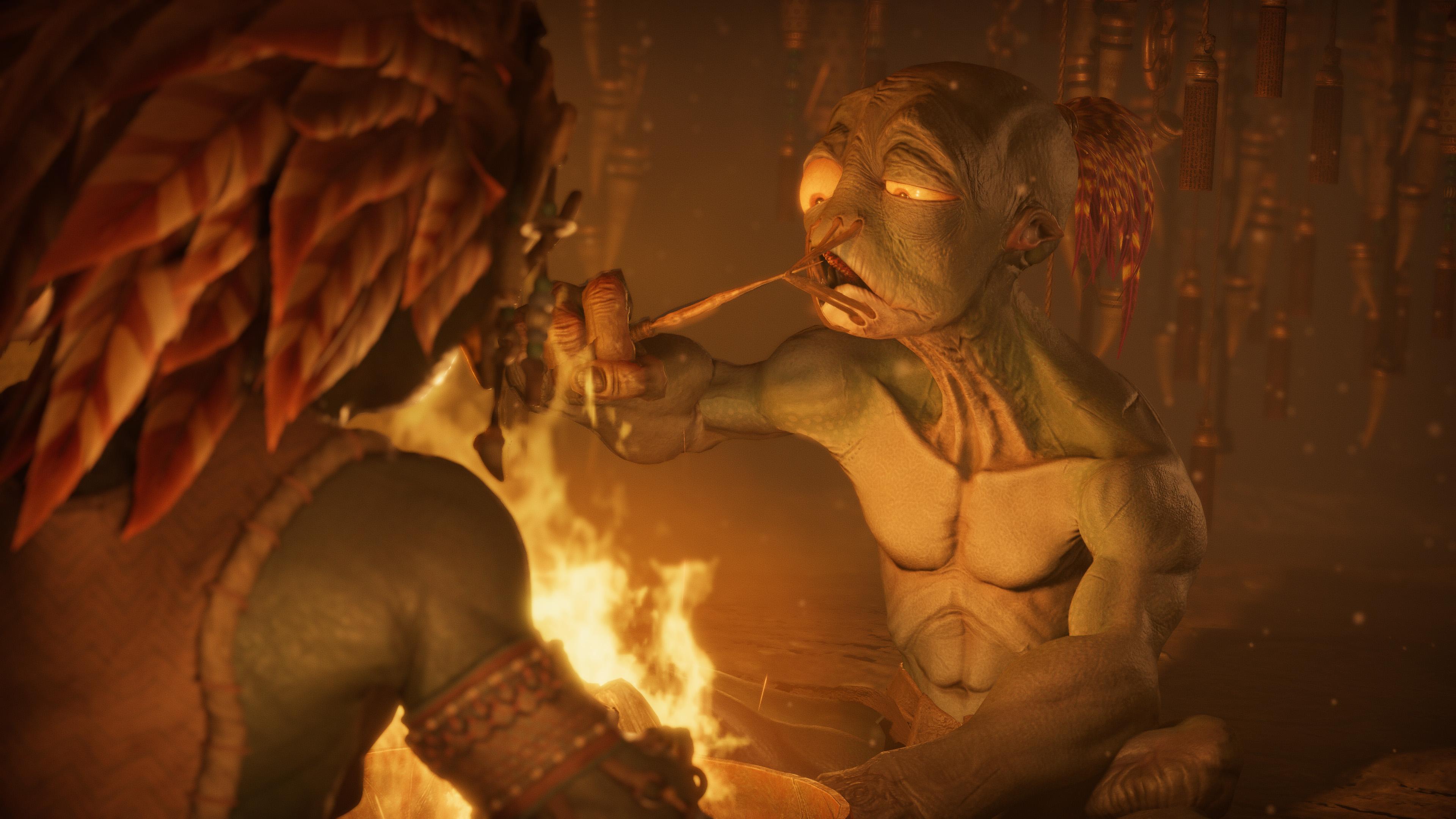 Скриншот №6 к Oddworld Soulstorm