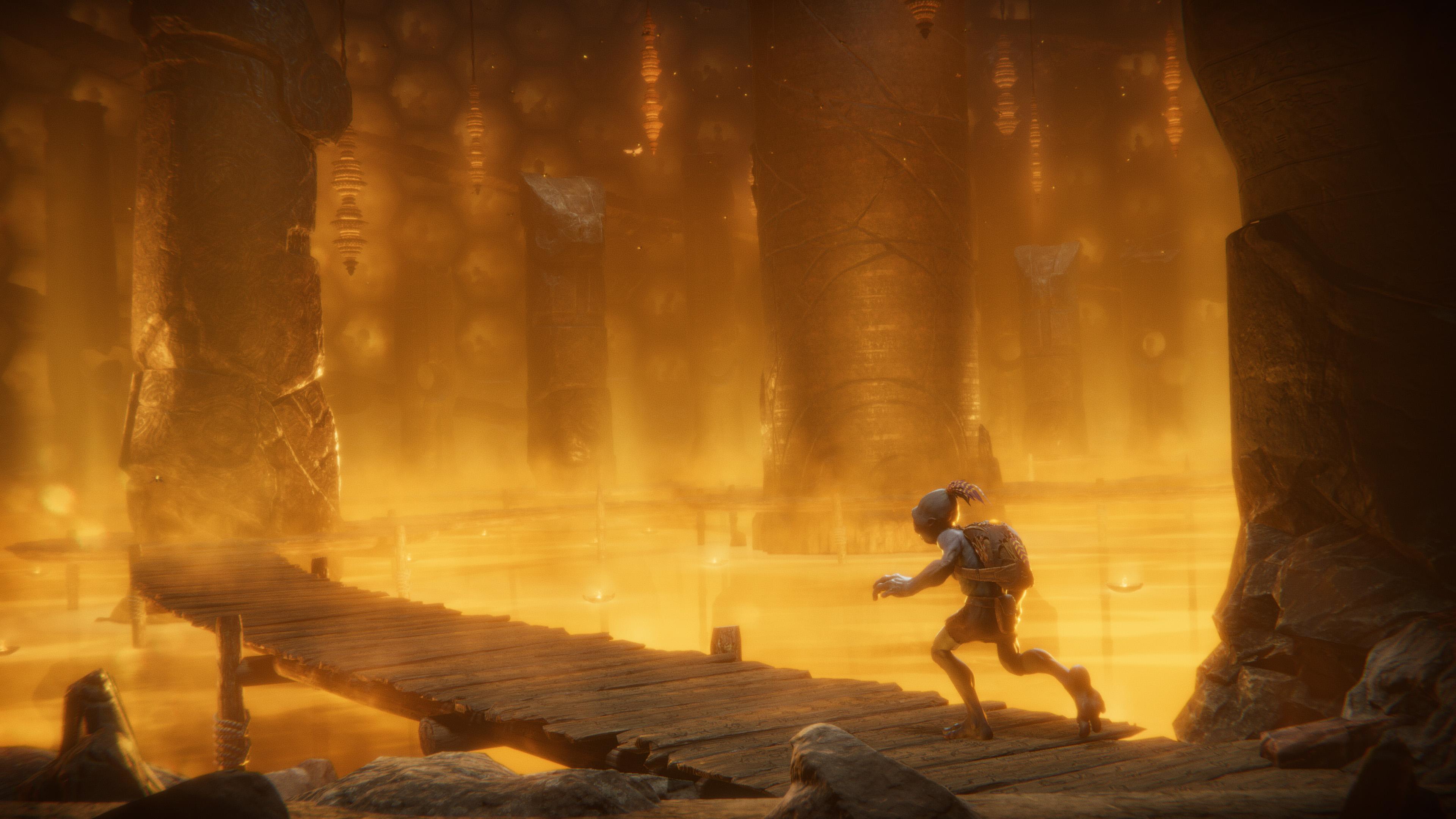 Скриншот №4 к Oddworld Soulstorm