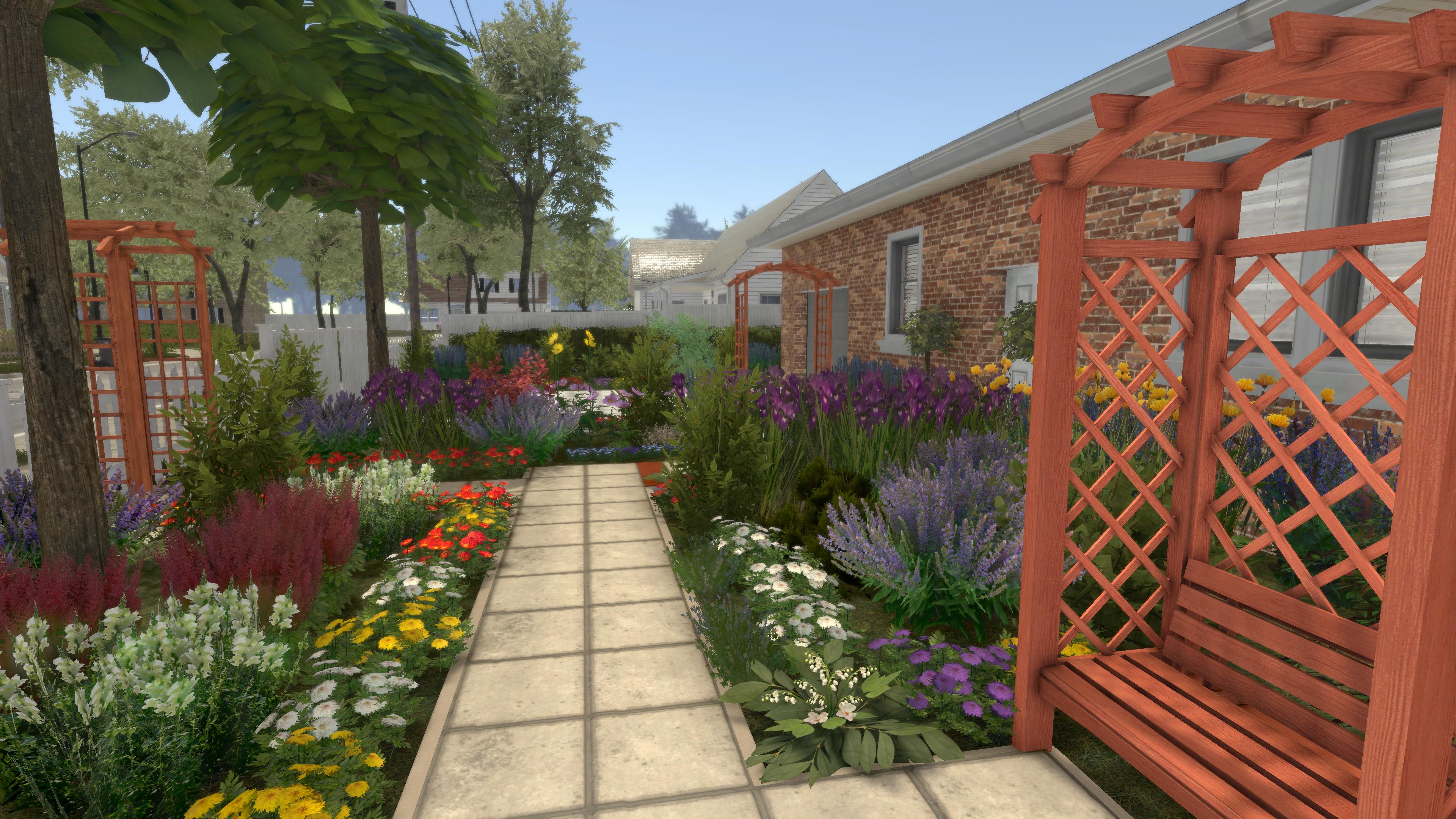 Скриншот №6 к House Flipper - Garden