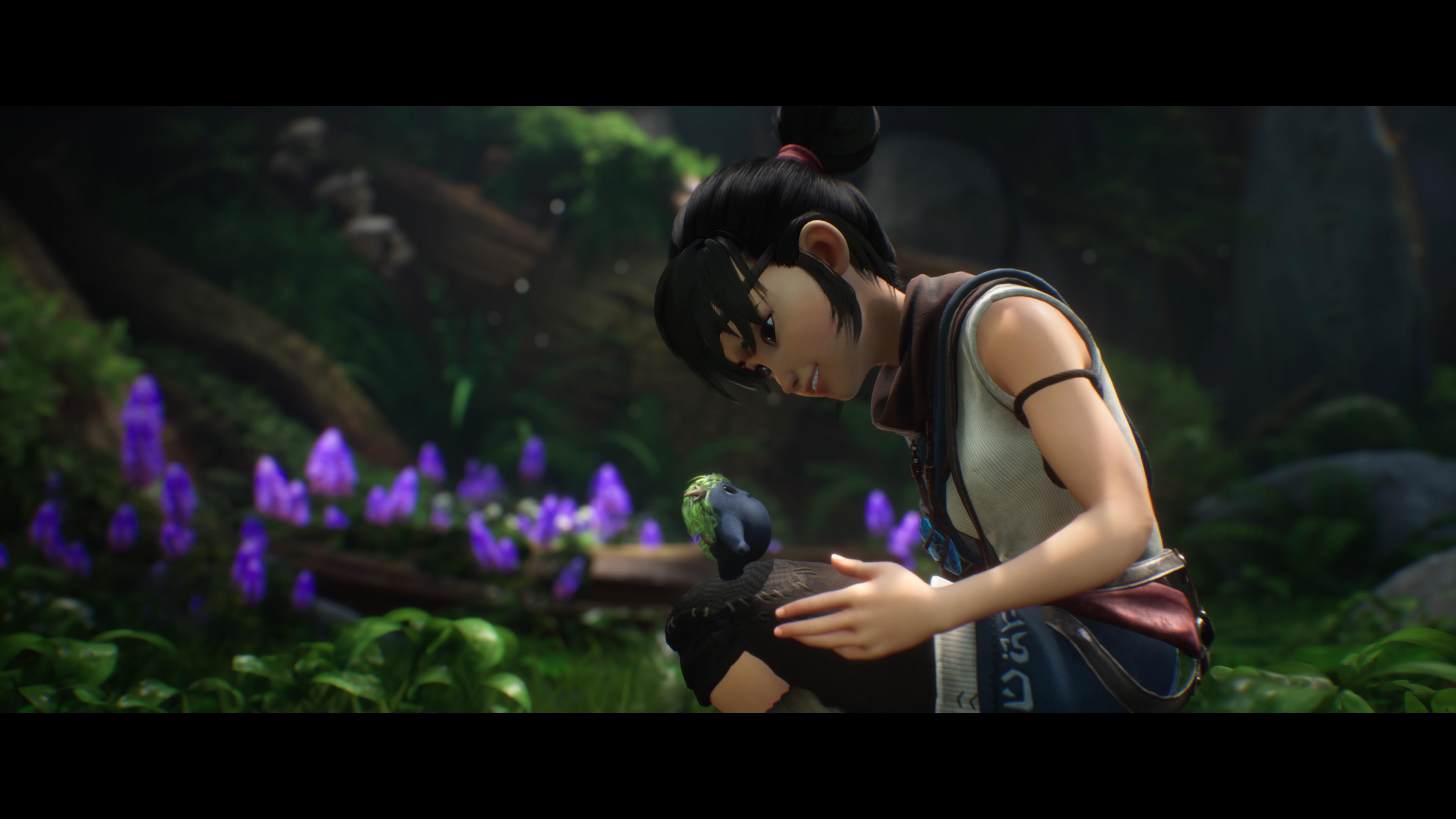 Скриншот №8 к Kena Bridge of Spirits Digital Deluxe PS4 and PS5