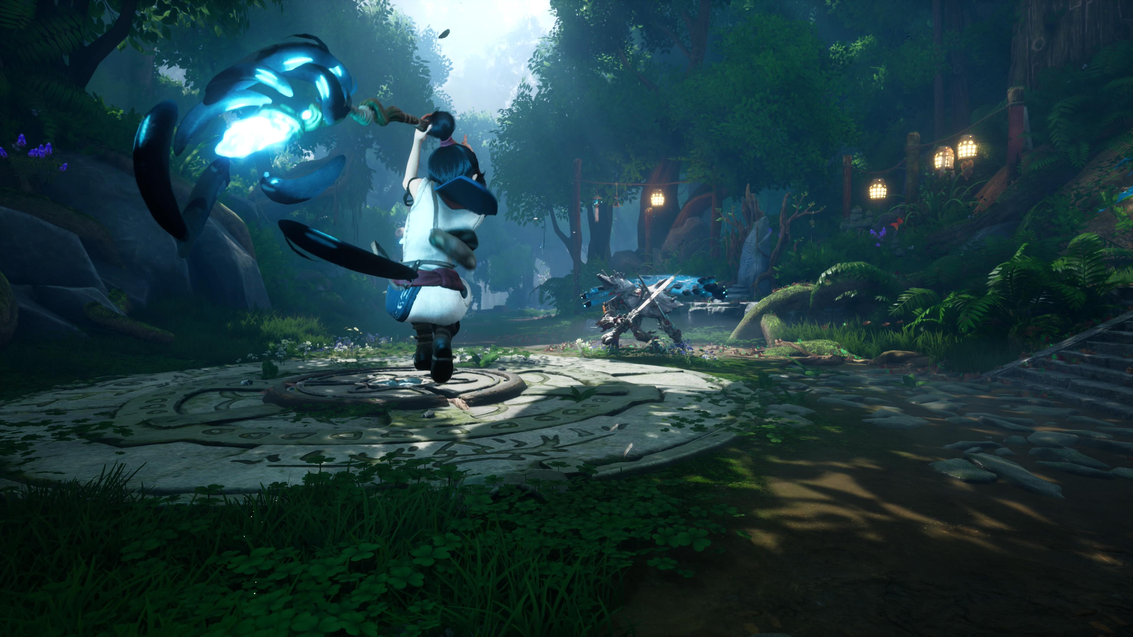 Скриншот №9 к Kena Bridge of Spirits Digital Deluxe PS4 and PS5