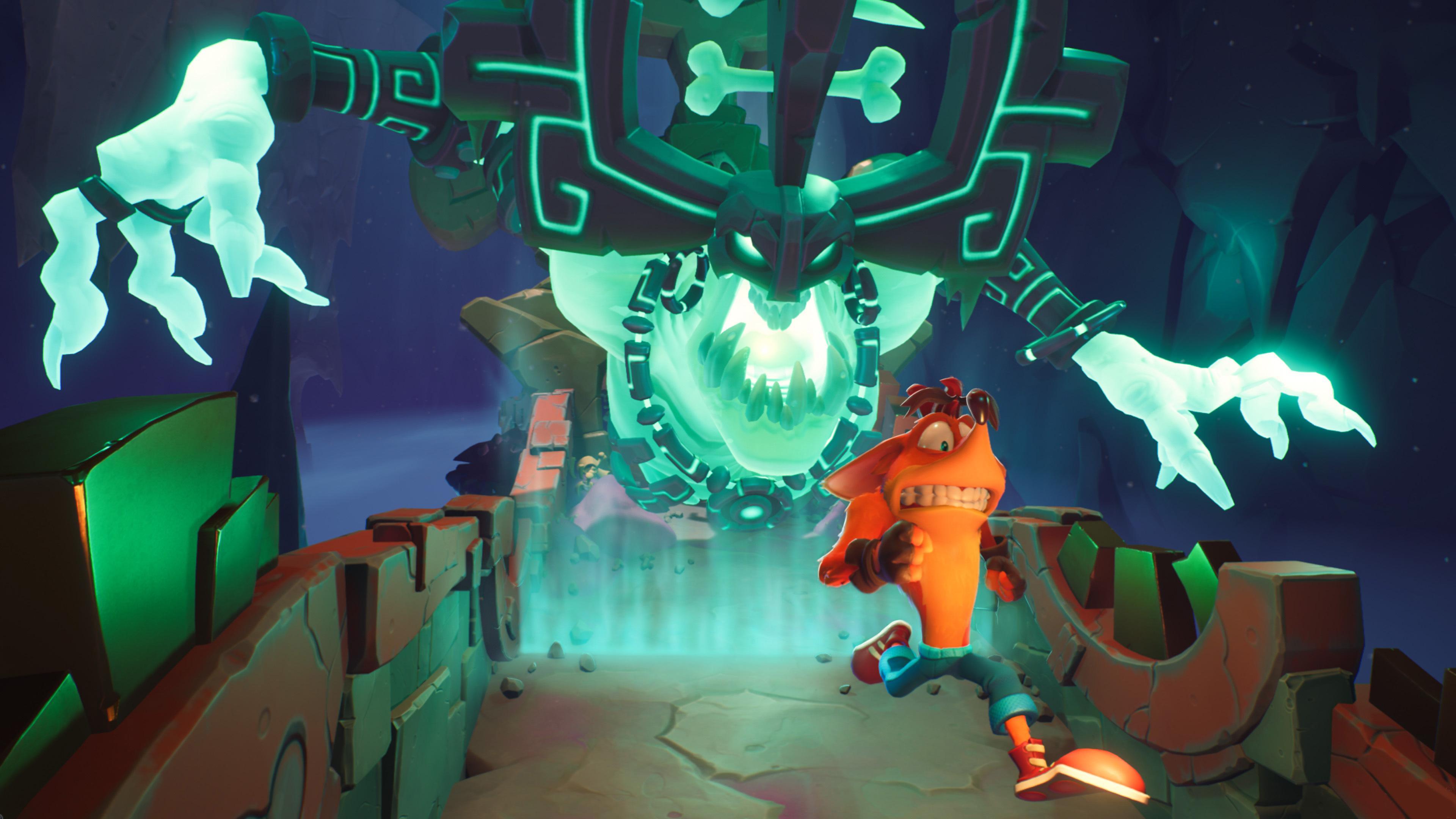 Скриншот №7 к Crash Bandicoot 4 Это вопрос времени