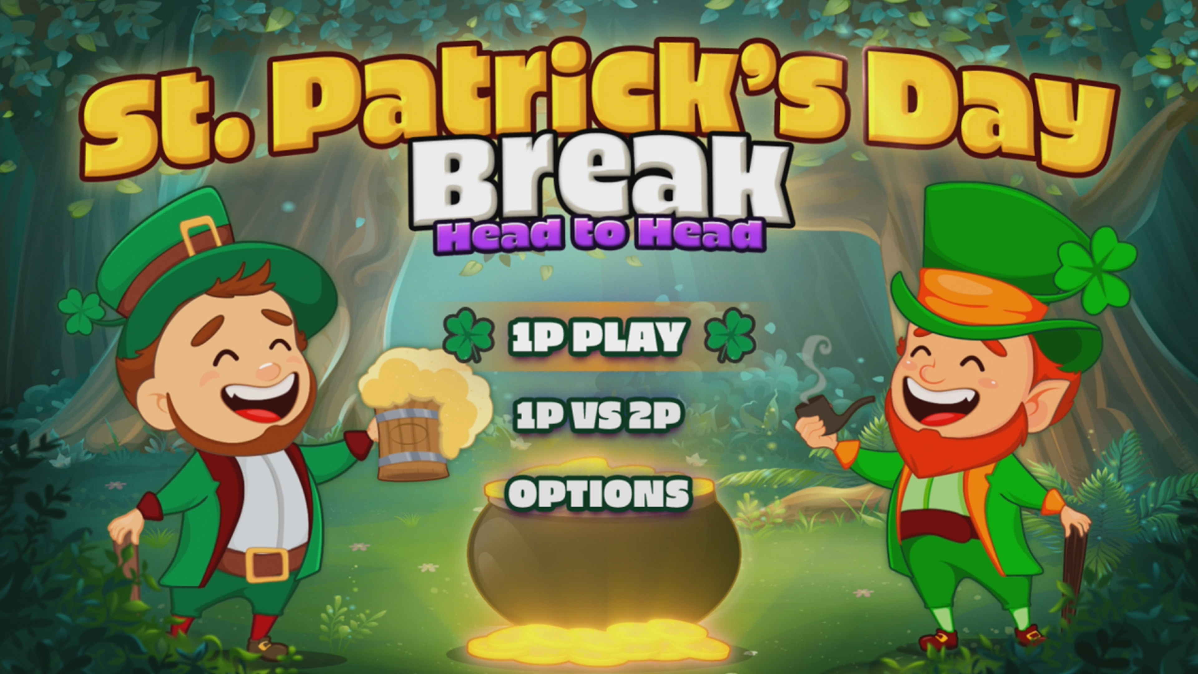 Avatar Full Game Bundle Saint Patricks Day Break Head To Head