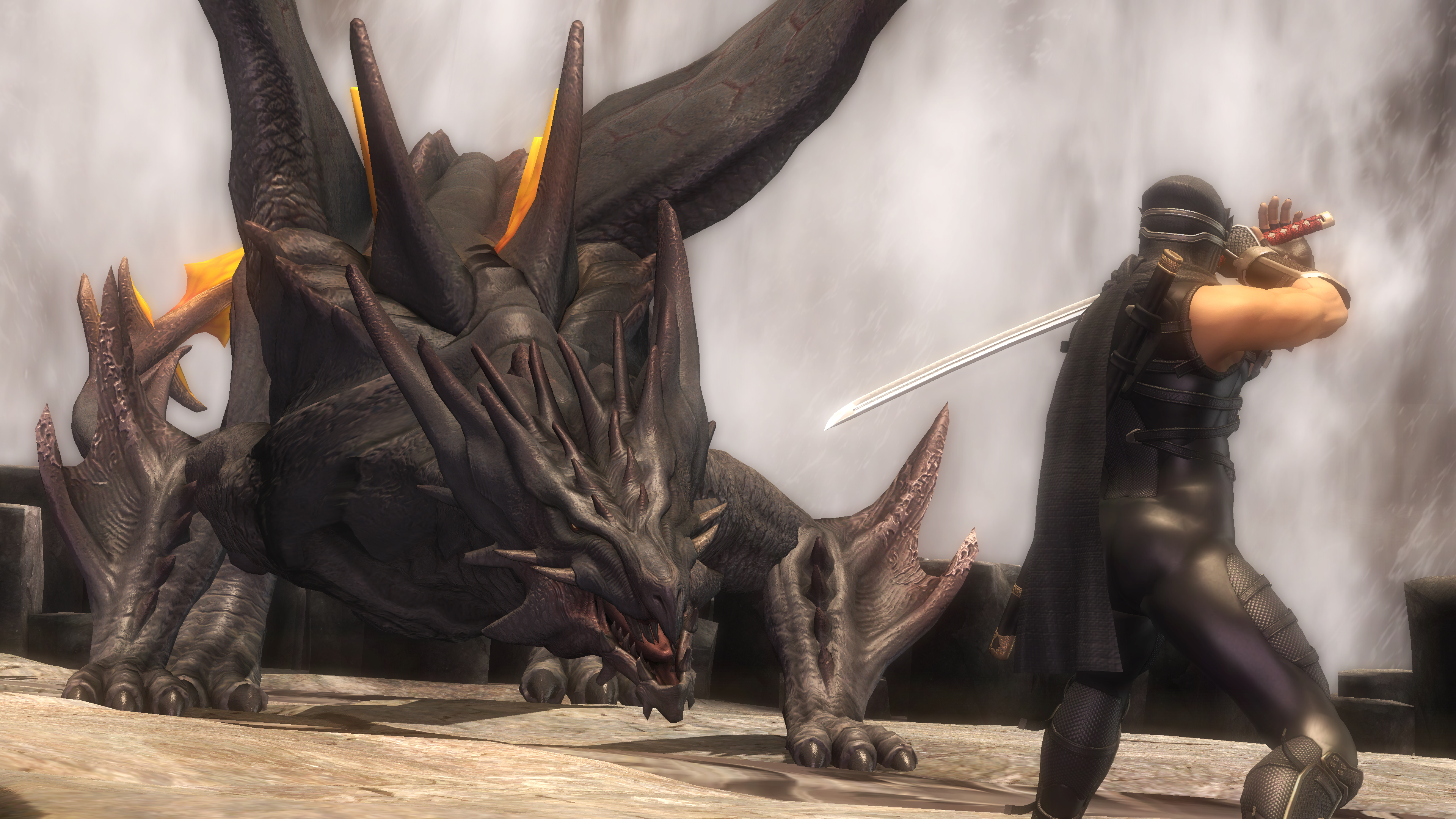 Скриншот №4 к NINJA GAIDEN Master Collection Deluxe Edition
