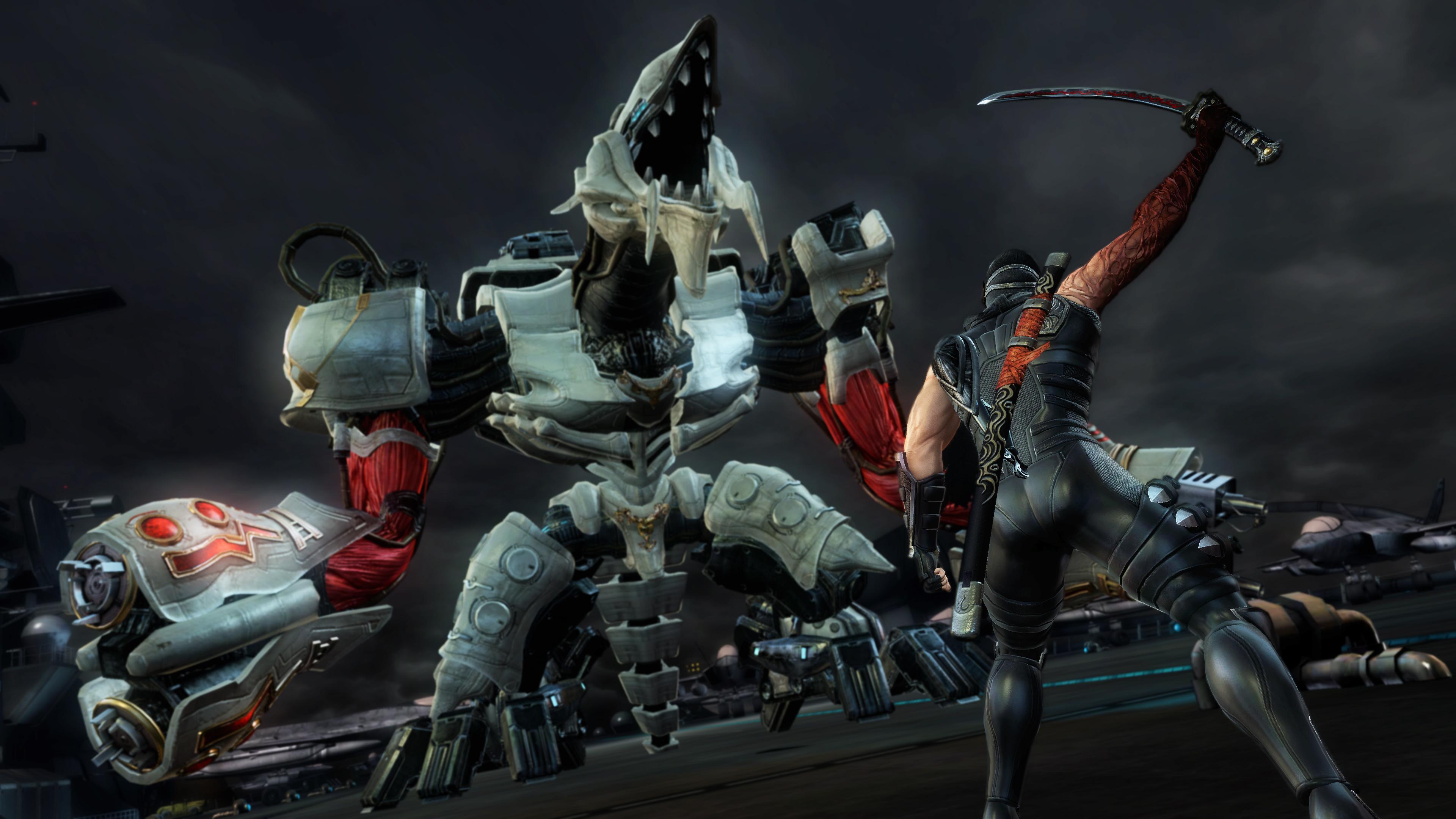 Скриншот №1 к NINJA GAIDEN Master Collection Deluxe Edition