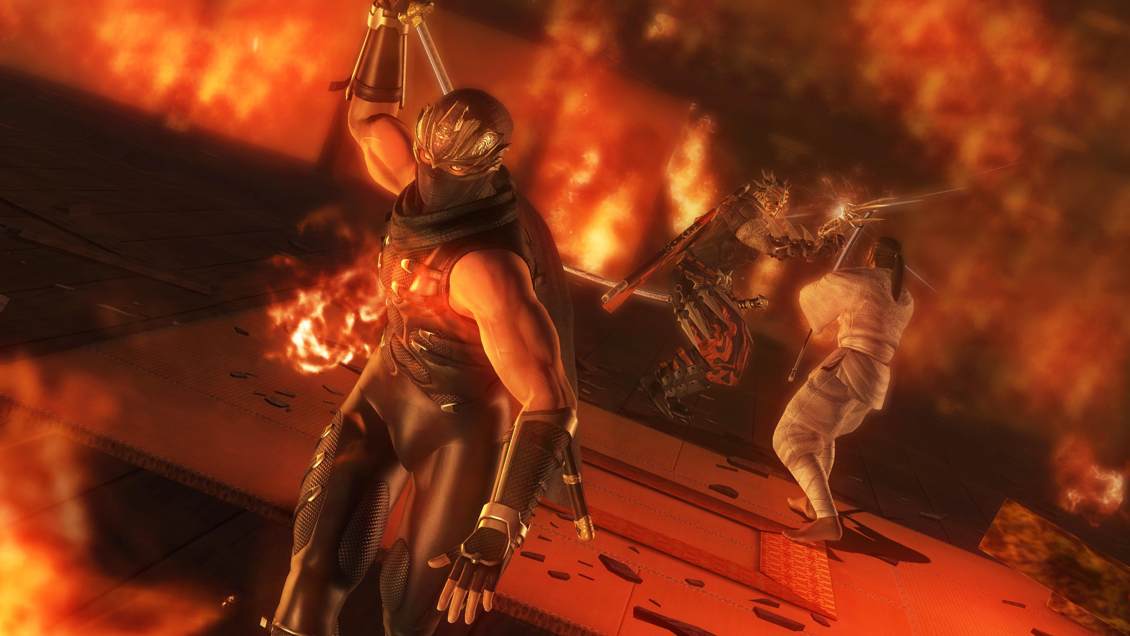 Скриншот №6 к NINJA GAIDEN Master Collection Deluxe Edition