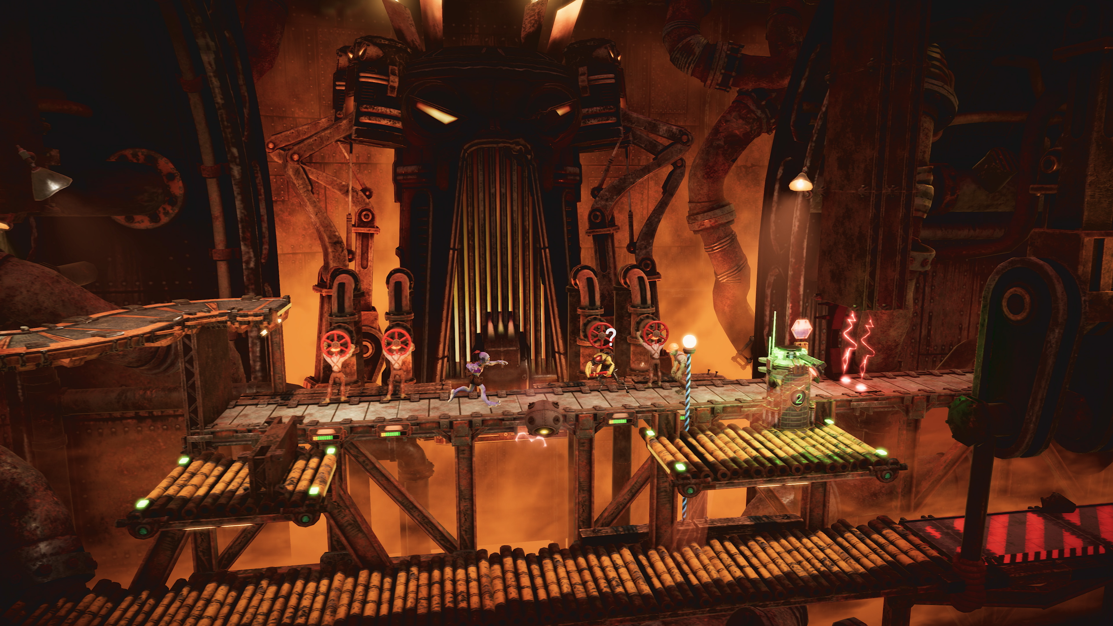 Скриншот №7 к Oddworld Soulstorm
