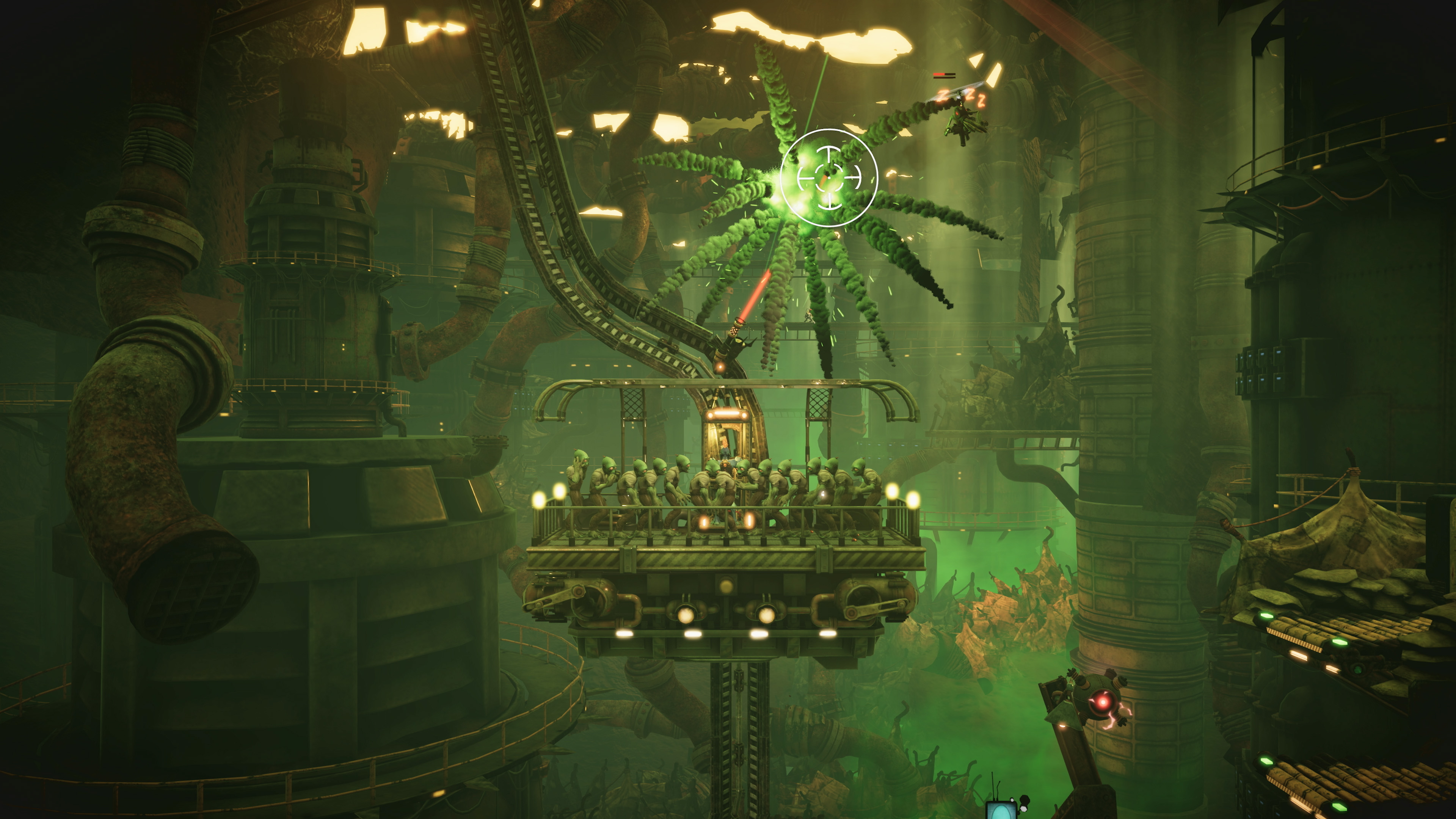 Скриншот №10 к Oddworld Soulstorm