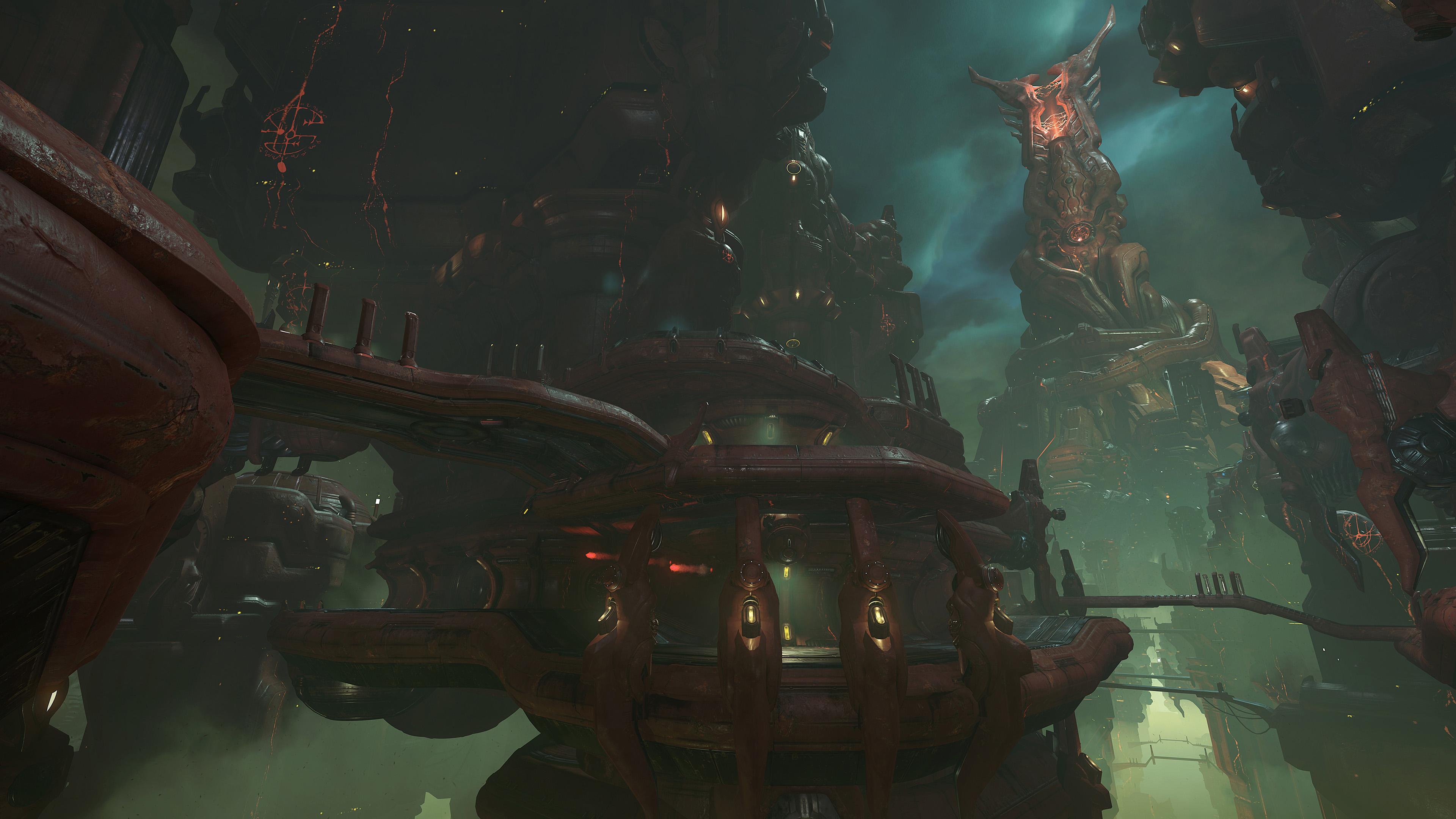 Скриншот №5 к DOOM Eternal The Ancient Gods - часть 2 Add-On