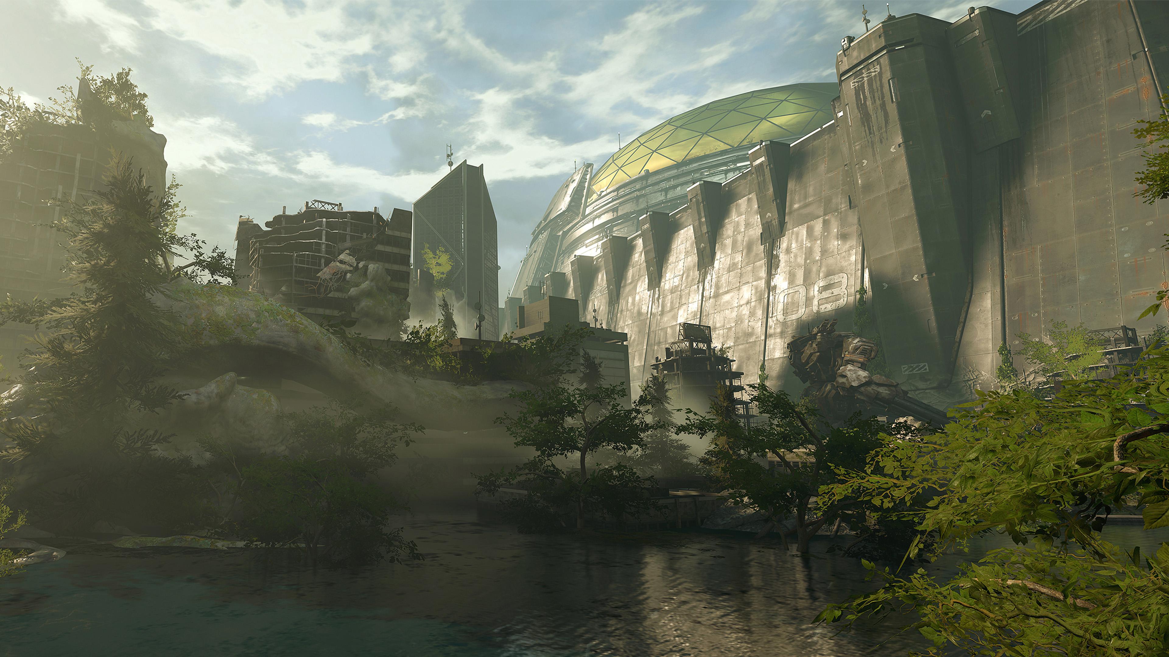 Скриншот №3 к DOOM Eternal The Ancient Gods - часть 2 Add-On