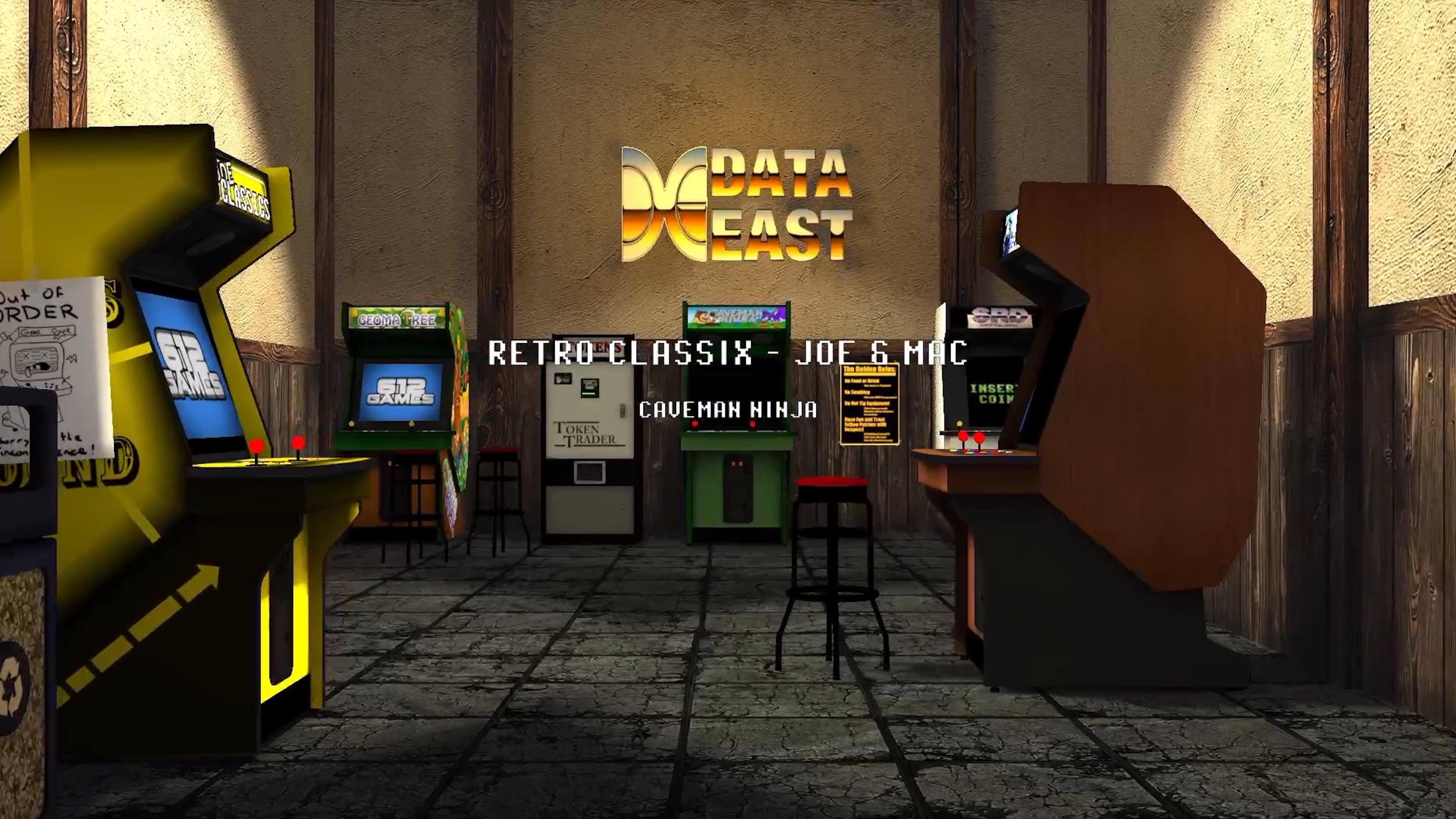 Скриншот №10 к Ретро Классикс Джо и Мак - Пещерный человек ниндзя