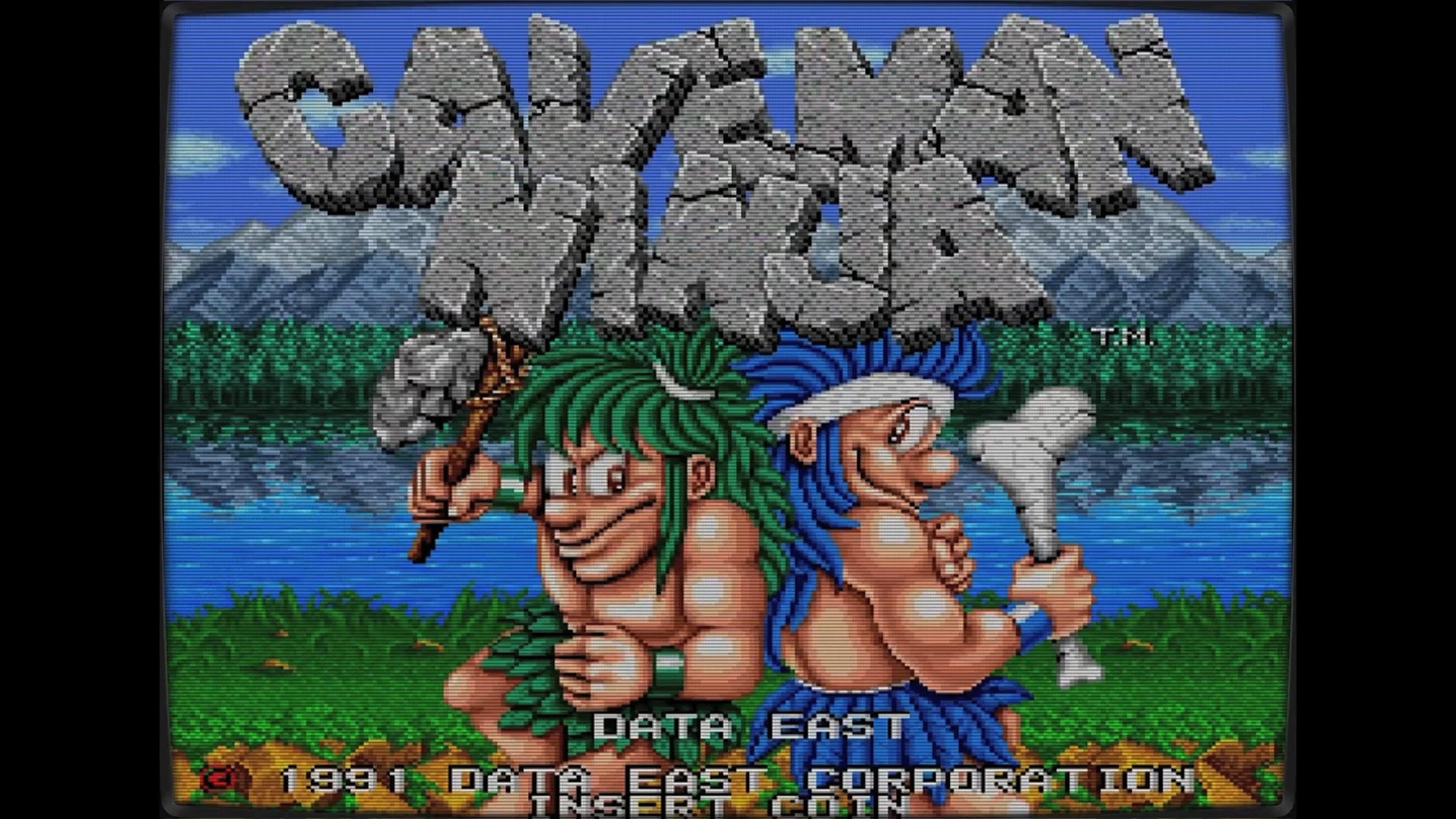 Скриншот №9 к Ретро Классикс Джо и Мак - Пещерный человек ниндзя