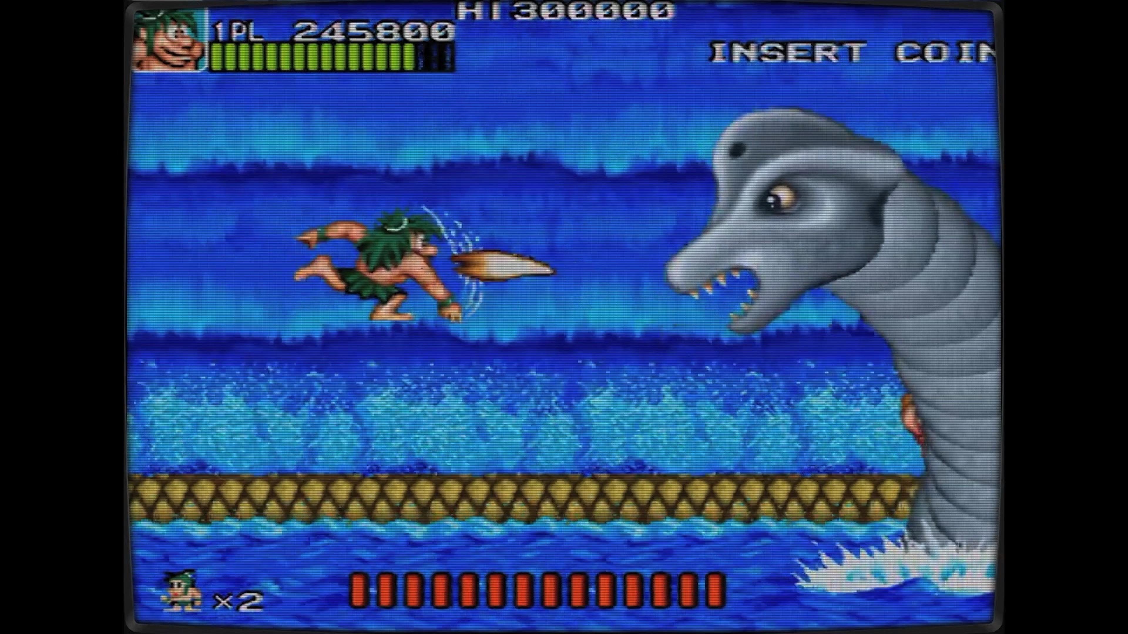 Скриншот №3 к Ретро Классикс Джо и Мак - Пещерный человек ниндзя