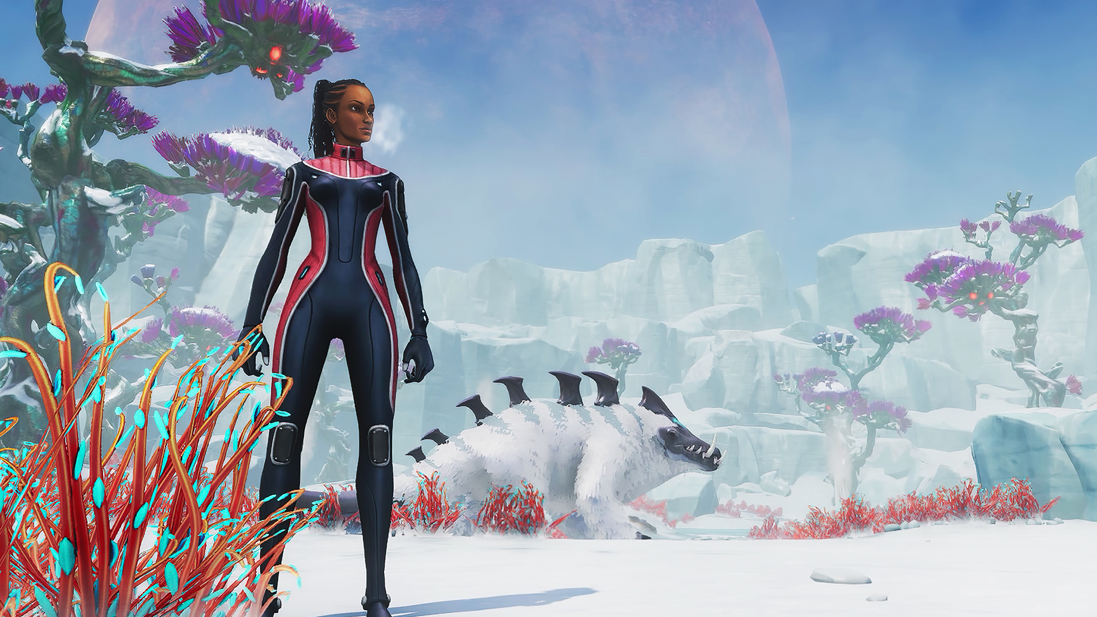 Скриншот №4 к Subnautica Below Zero PS4 and PS5
