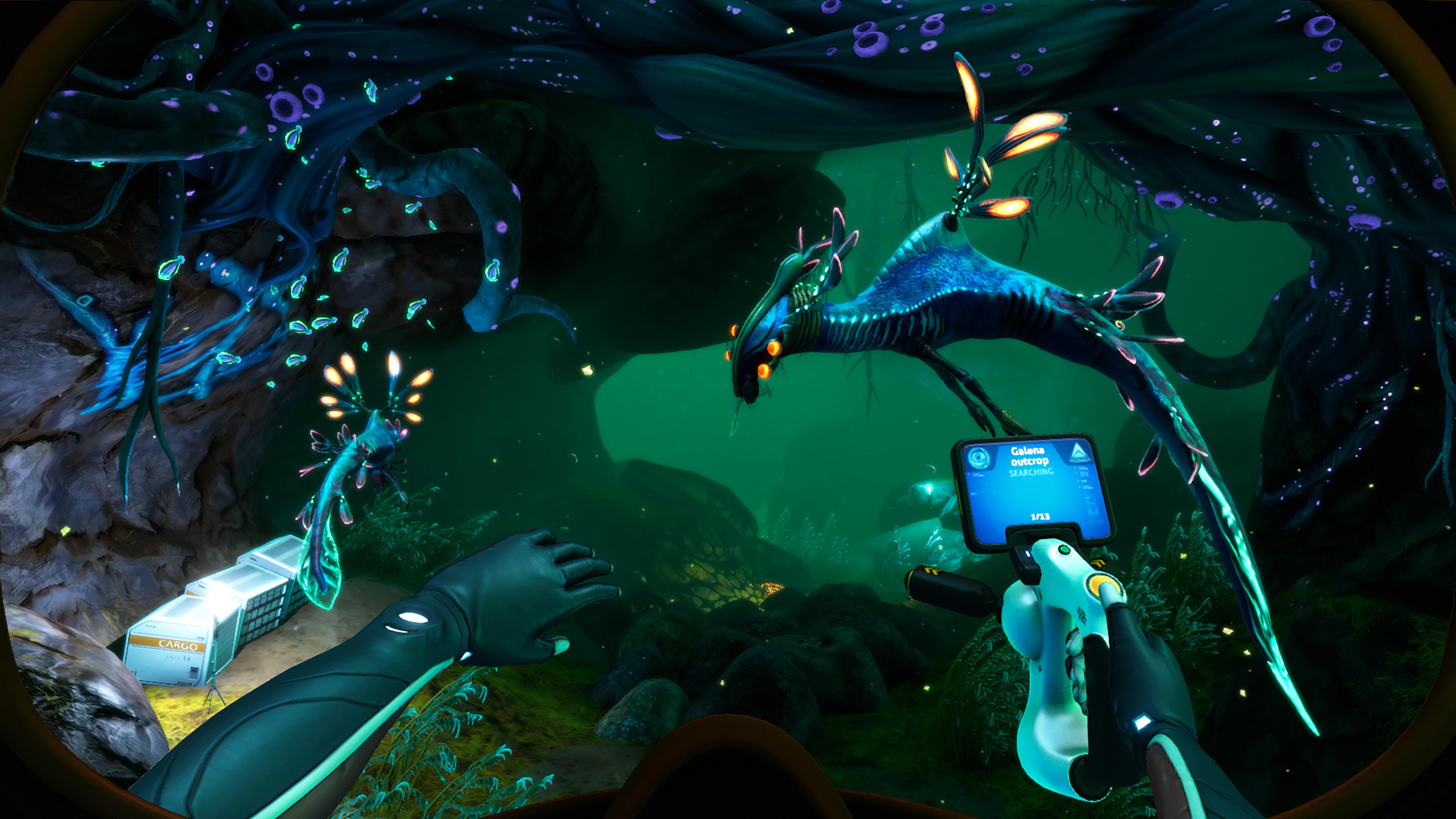 Скриншот №7 к Subnautica Below Zero PS4 and PS5