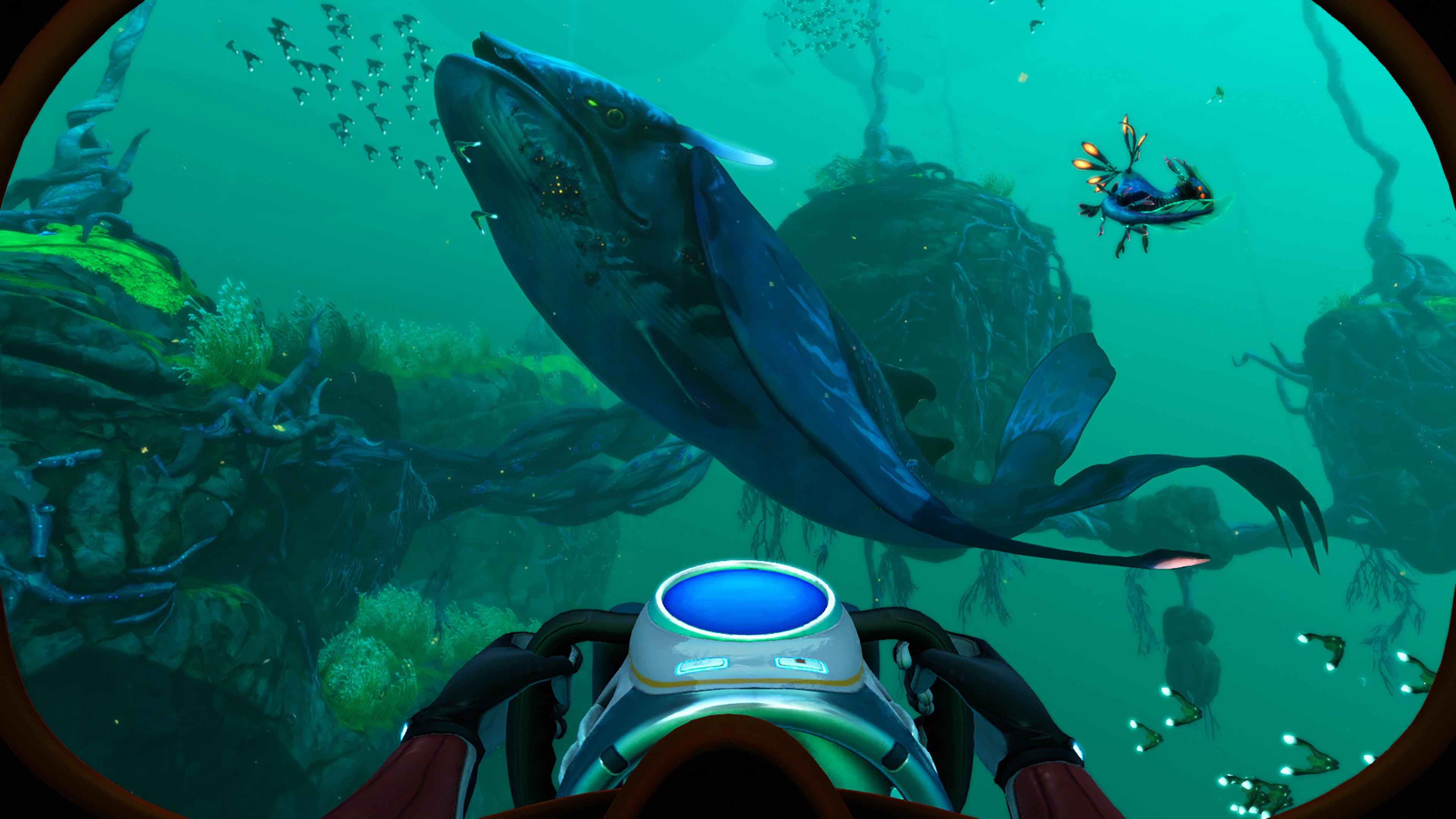 Скриншот №6 к Subnautica Below Zero PS4 and PS5