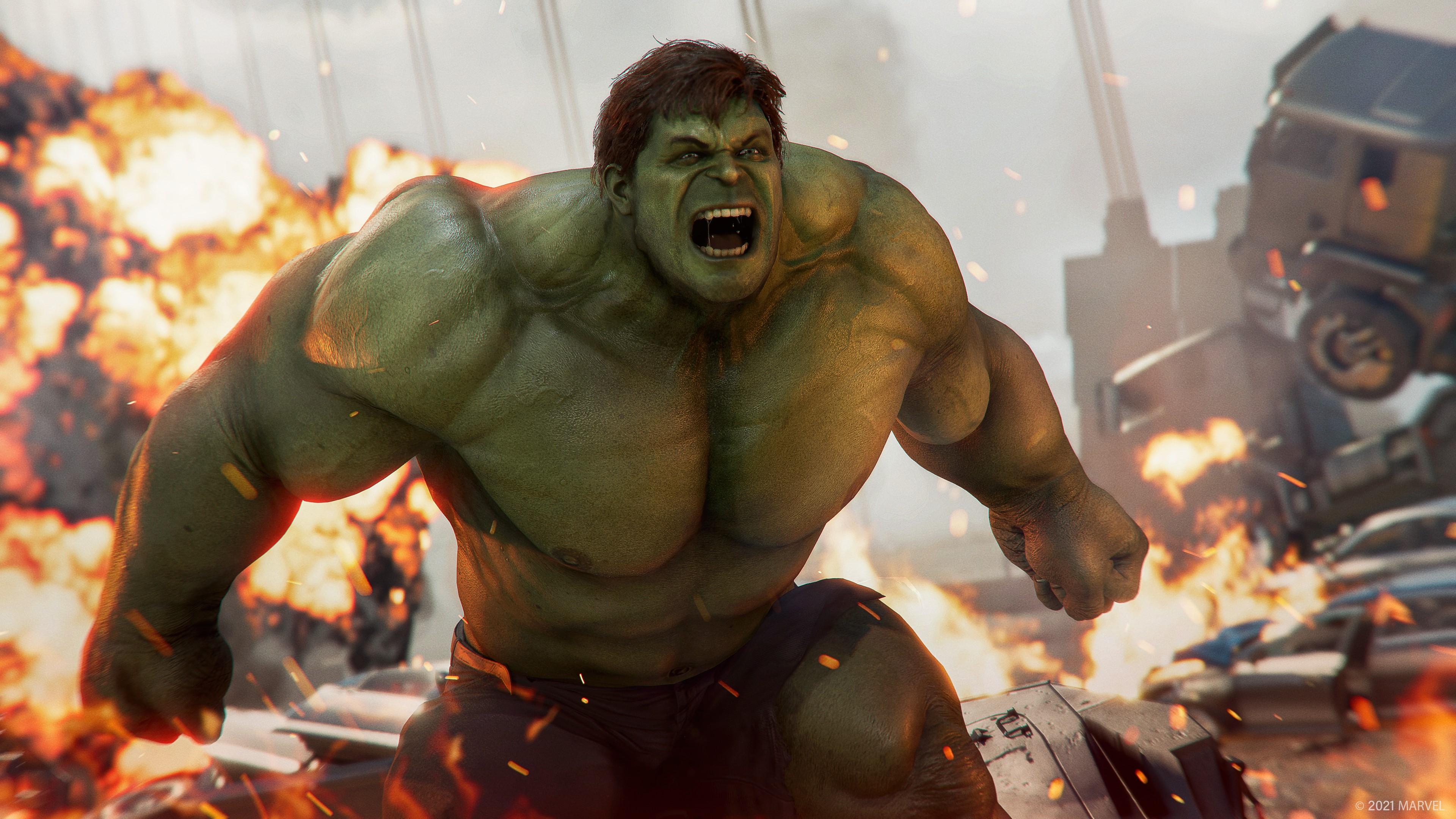 Скриншот №7 к Мстители Marvel