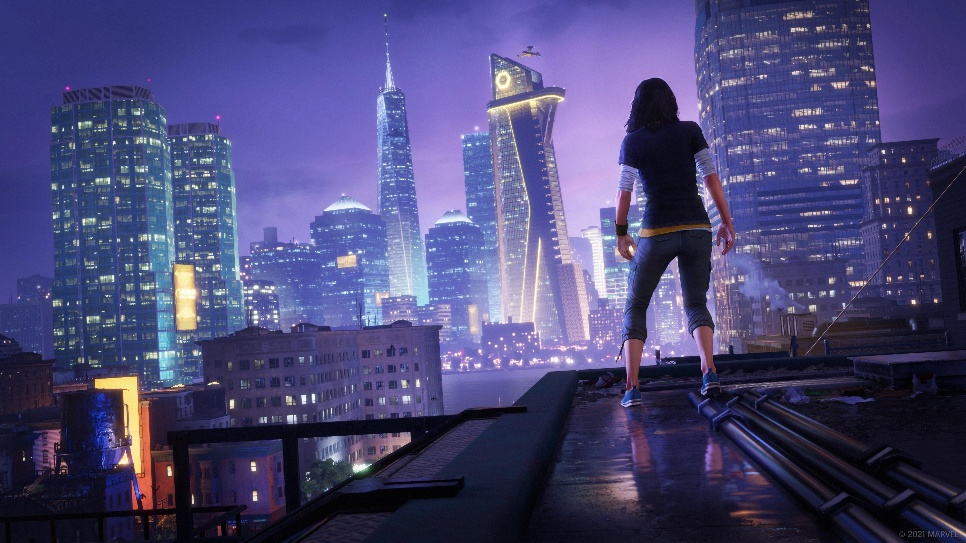 Скриншот №9 к Мстители Marvel