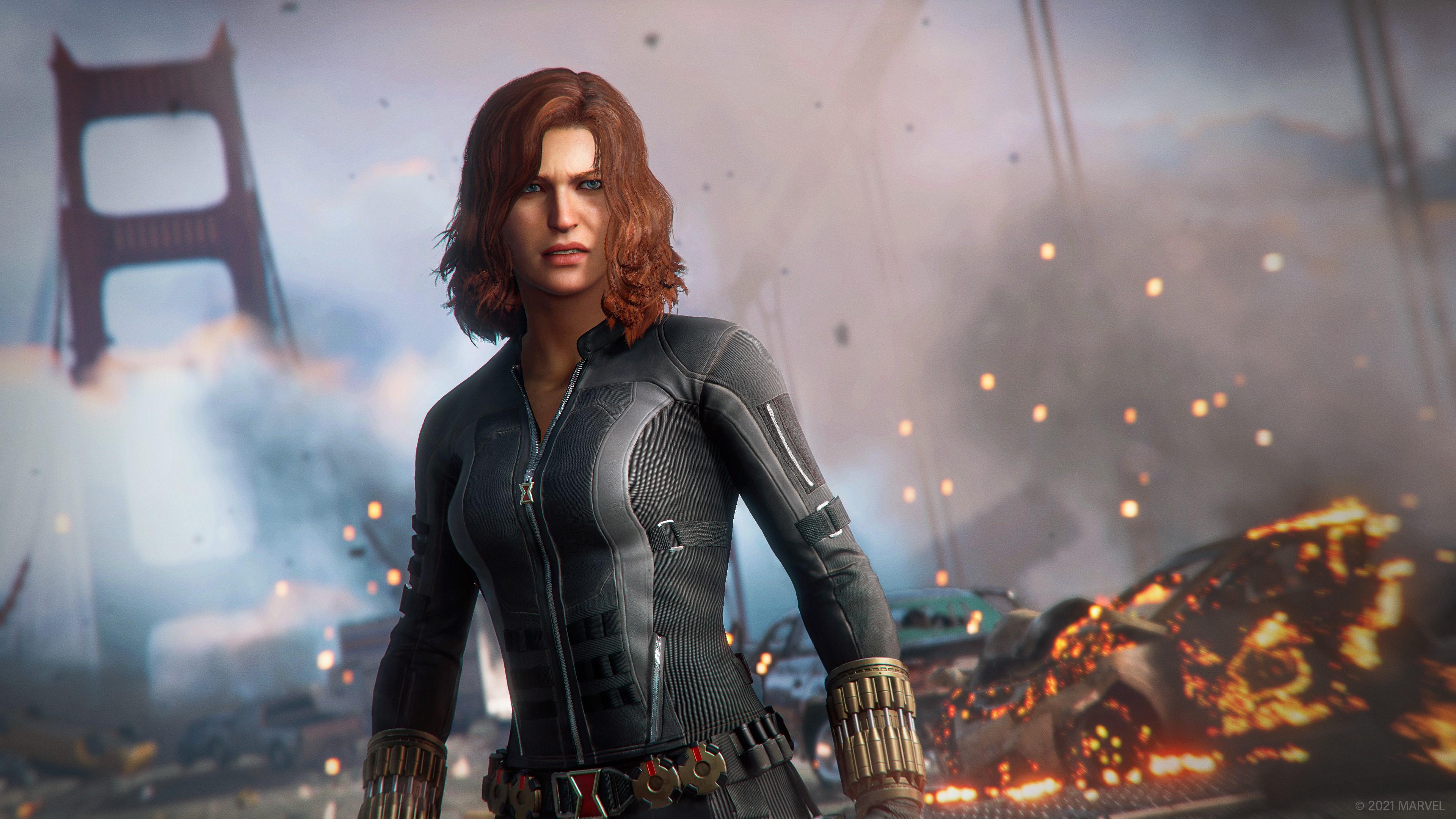 Скриншот №1 к Мстители Marvel