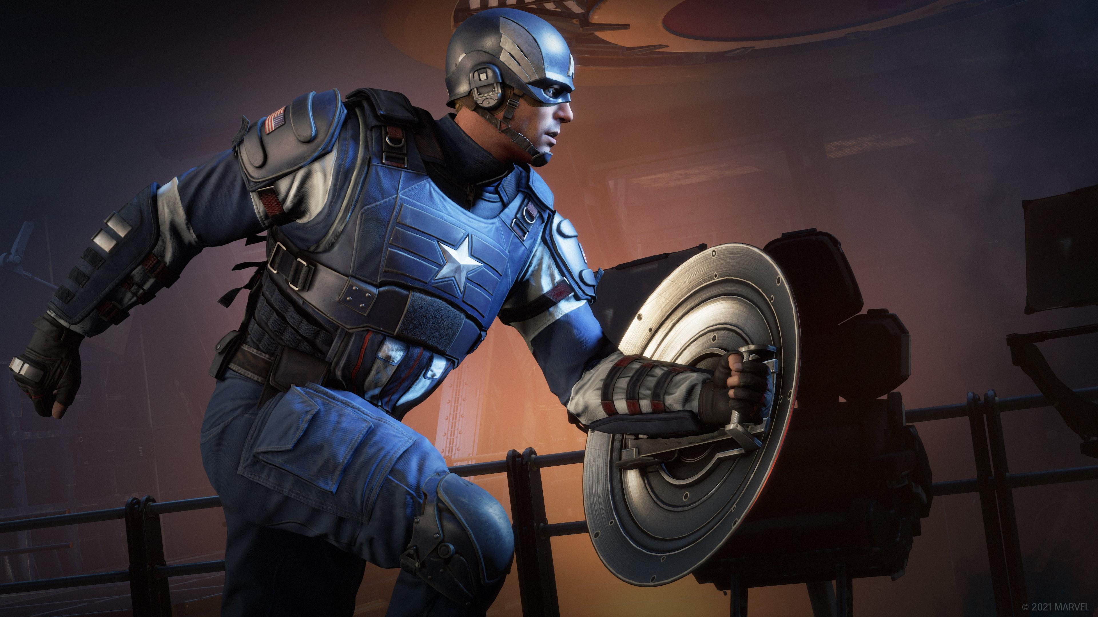 Скриншот №2 к Мстители Marvel