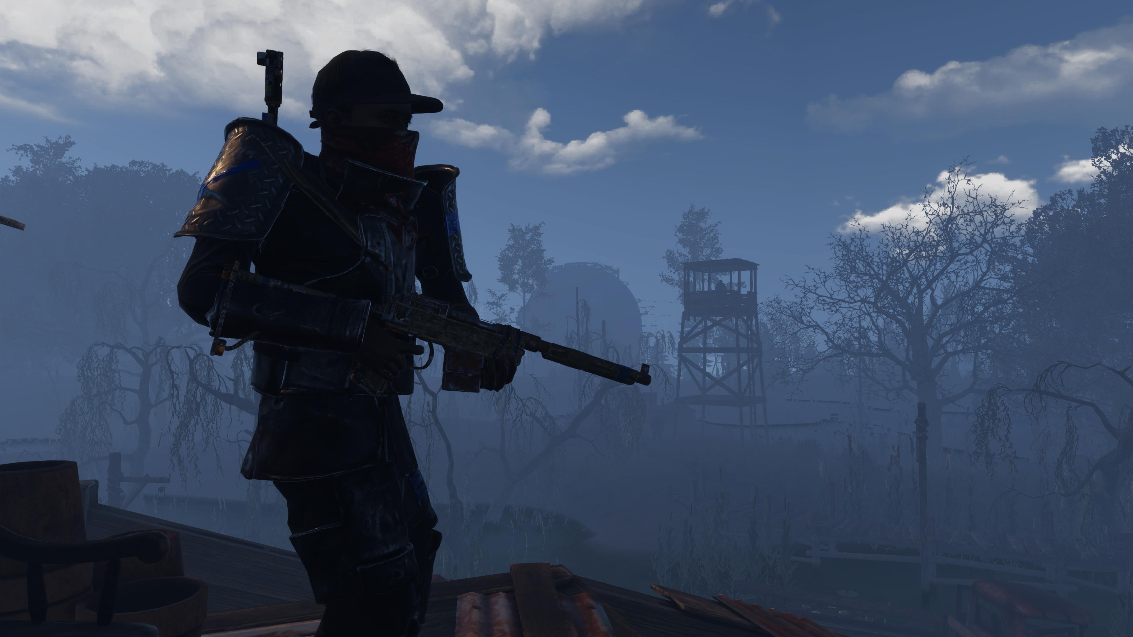 Скриншот №1 к Rust Console Edition