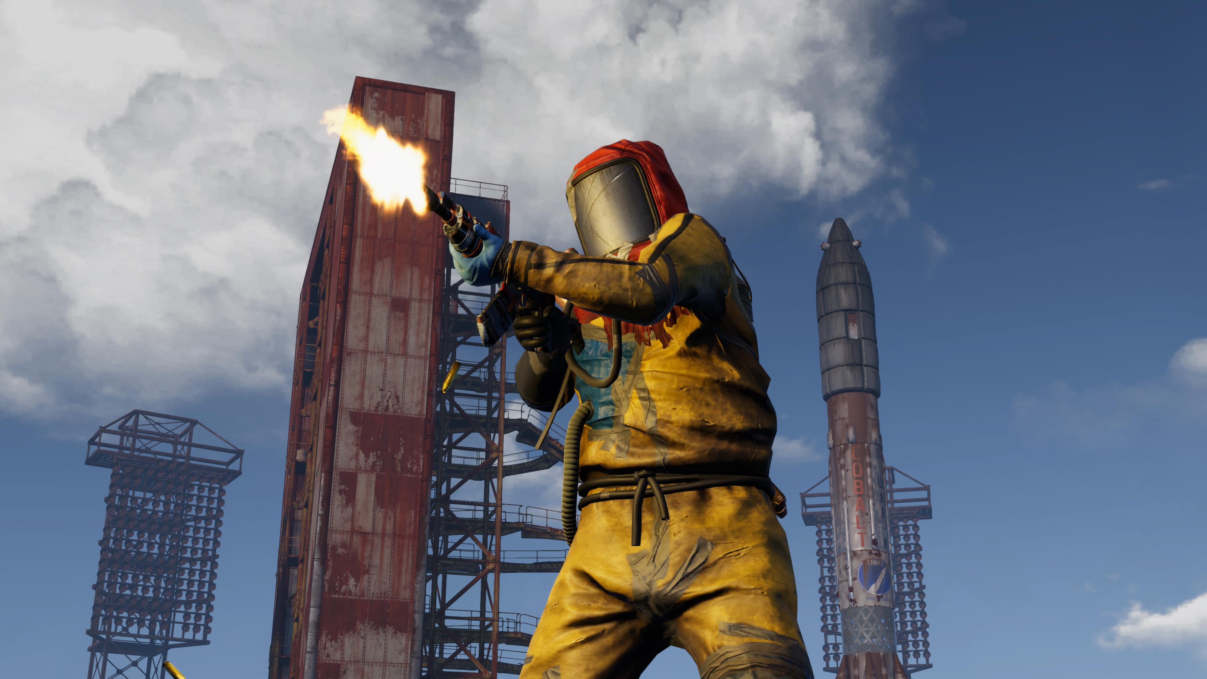 Скриншот №3 к Rust Console Edition