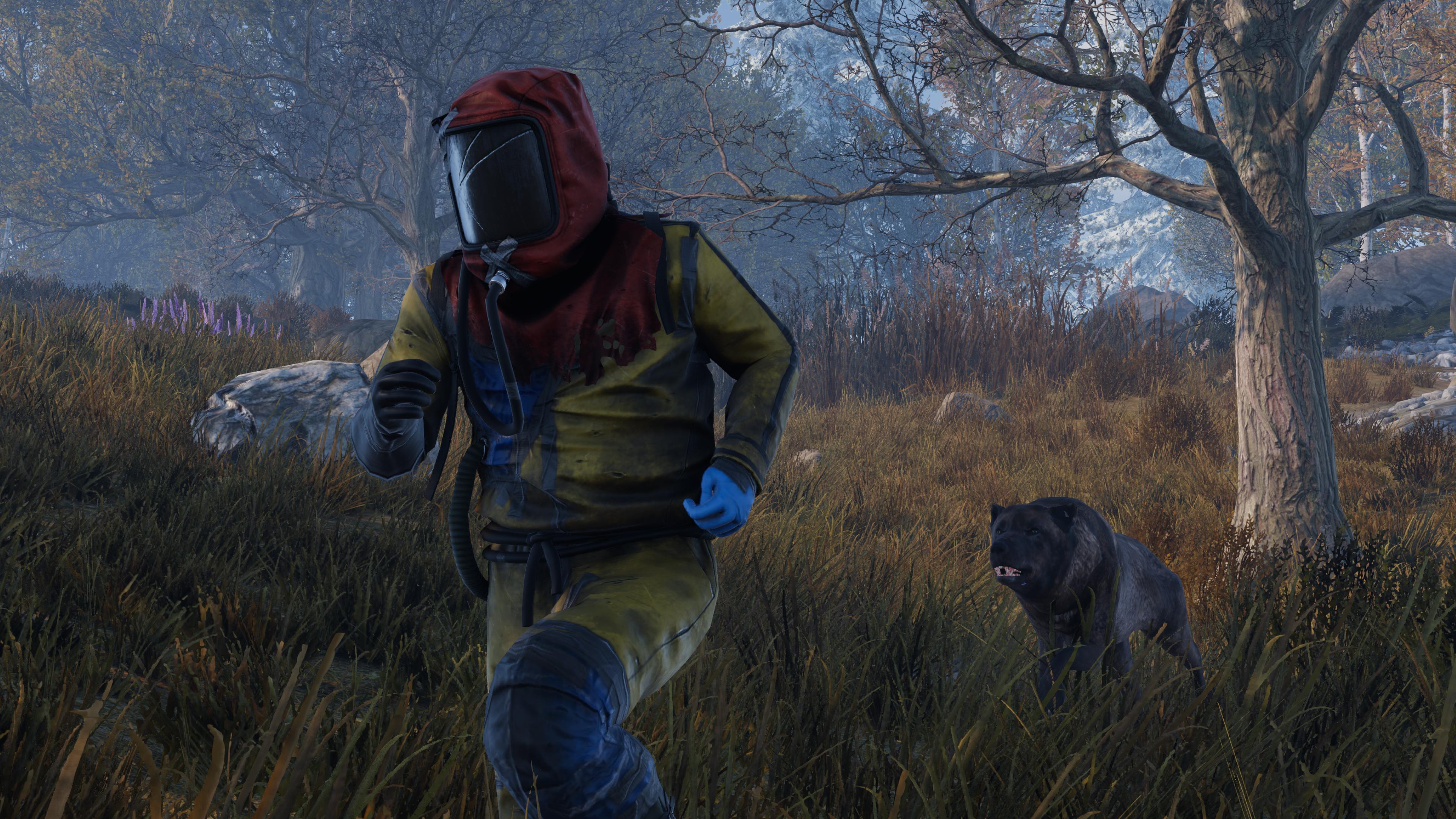 Скриншот №4 к Rust Console Edition