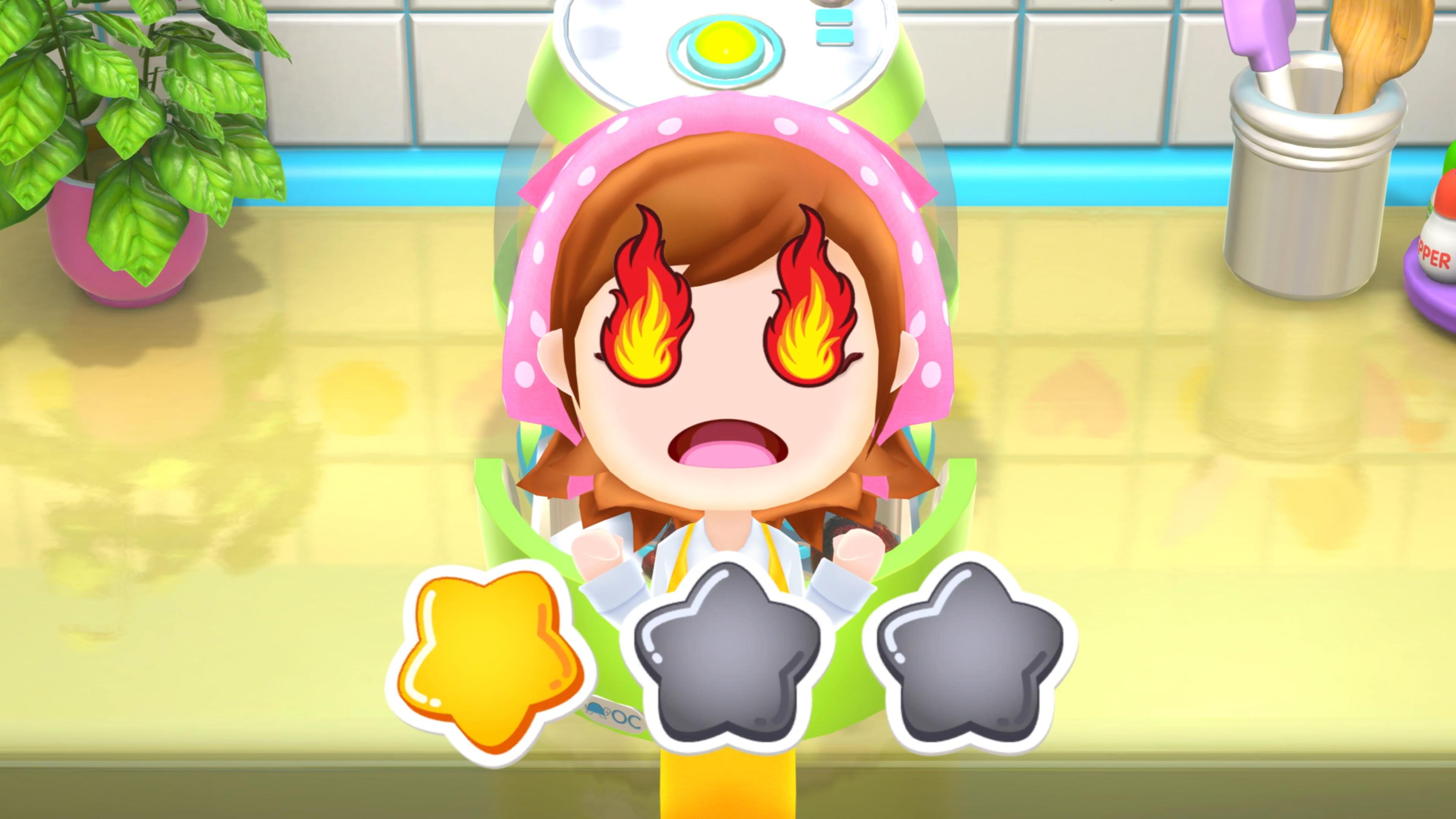 Скриншот №2 к Cooking Mama Cookstar