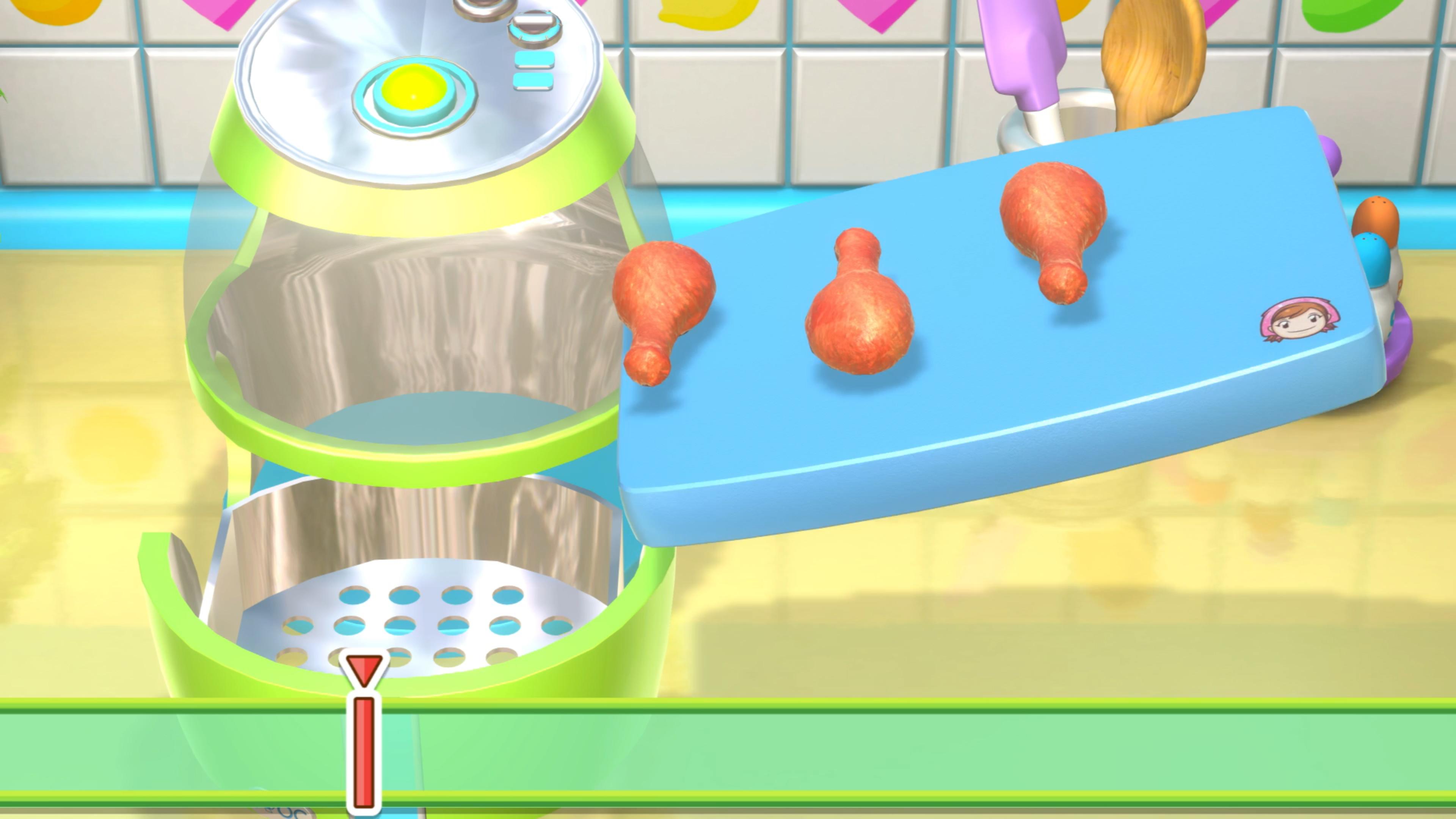 Скриншот №10 к Cooking Mama Cookstar