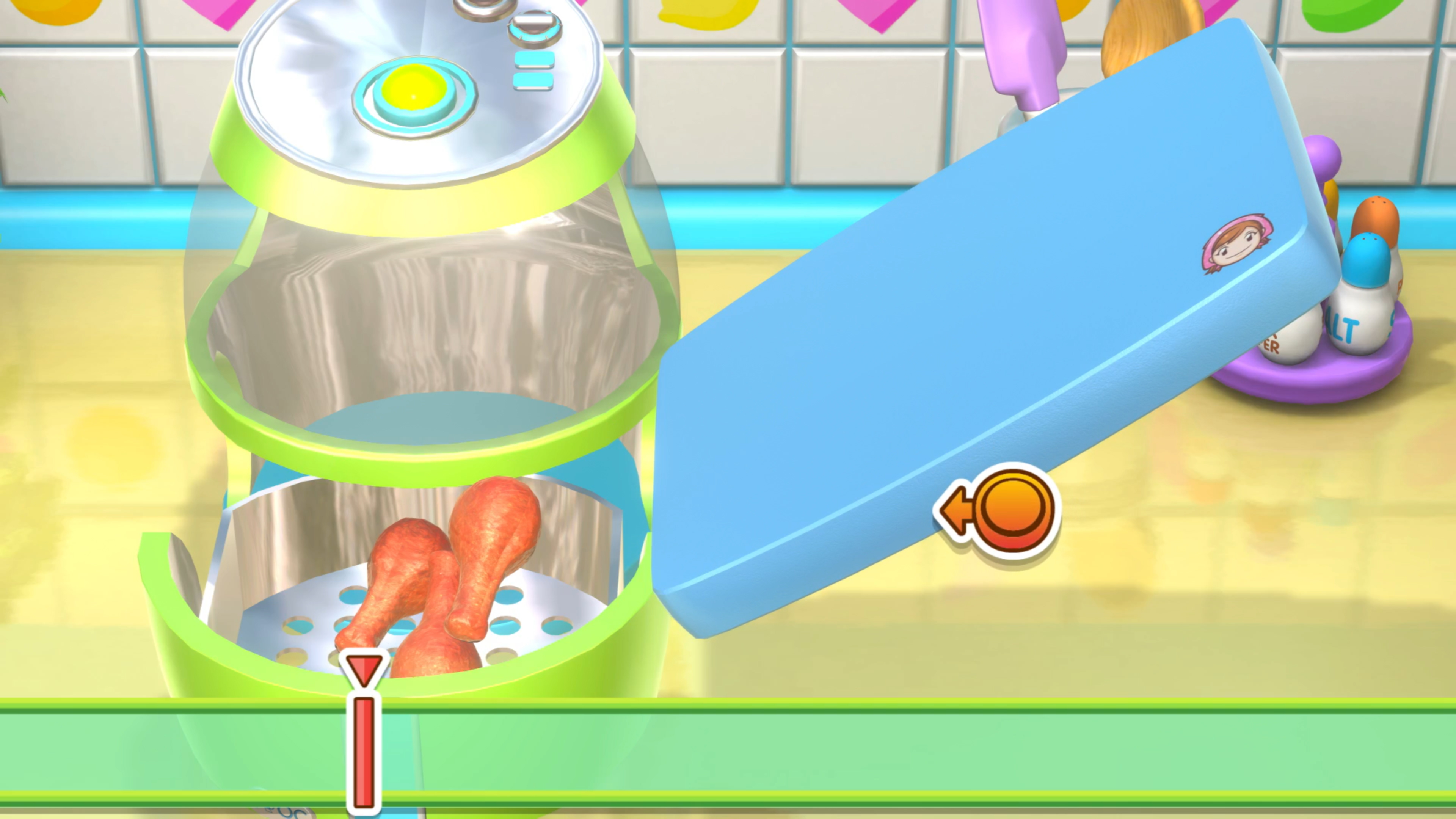 Скриншот №4 к Cooking Mama Cookstar