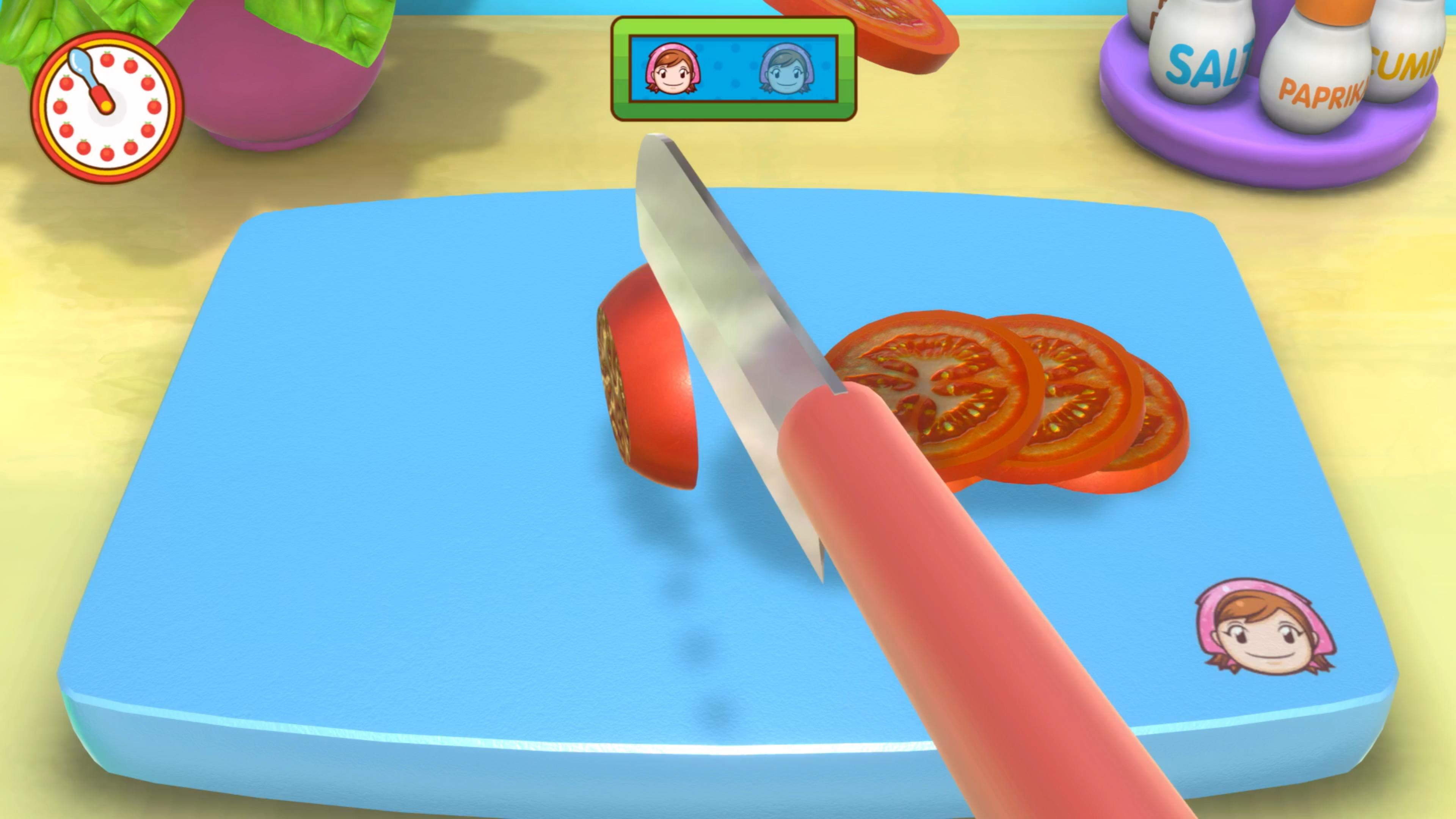 Скриншот №9 к Cooking Mama Cookstar