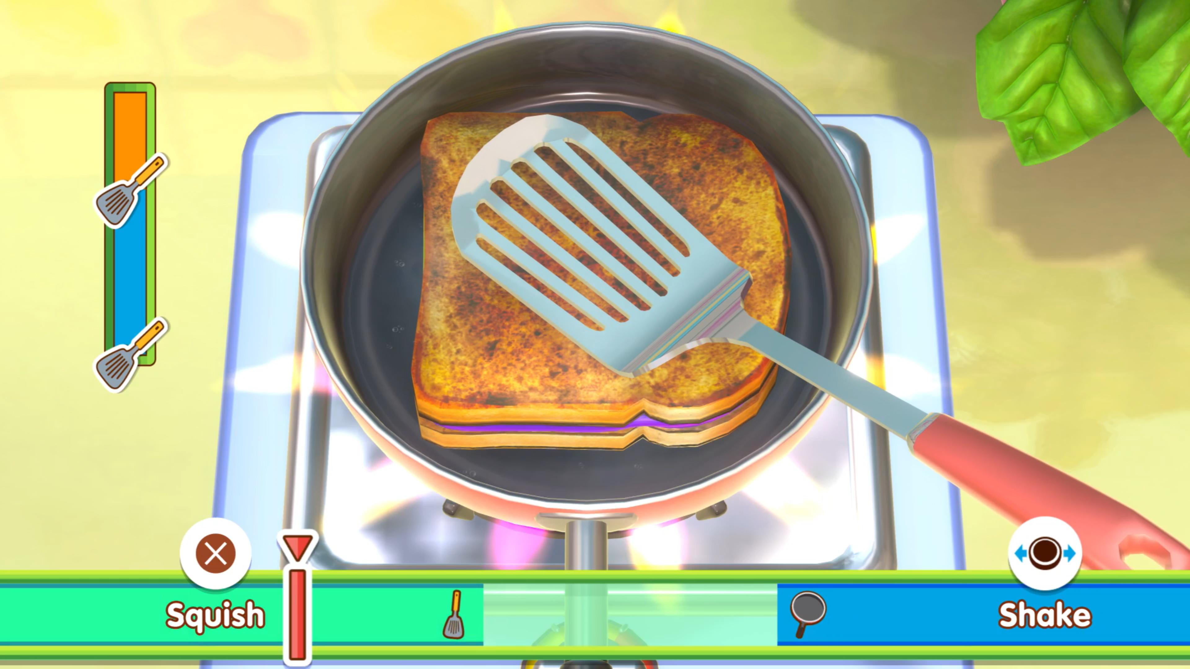Скриншот №1 к Cooking Mama Cookstar