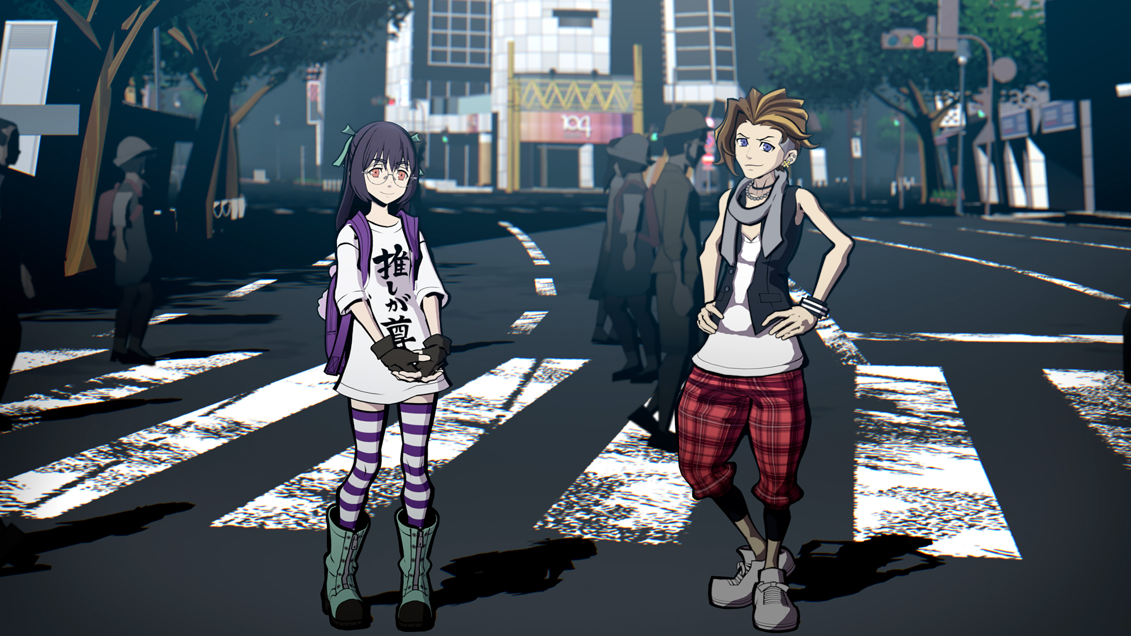 Скриншот №2 к NEO The World Ends with You
