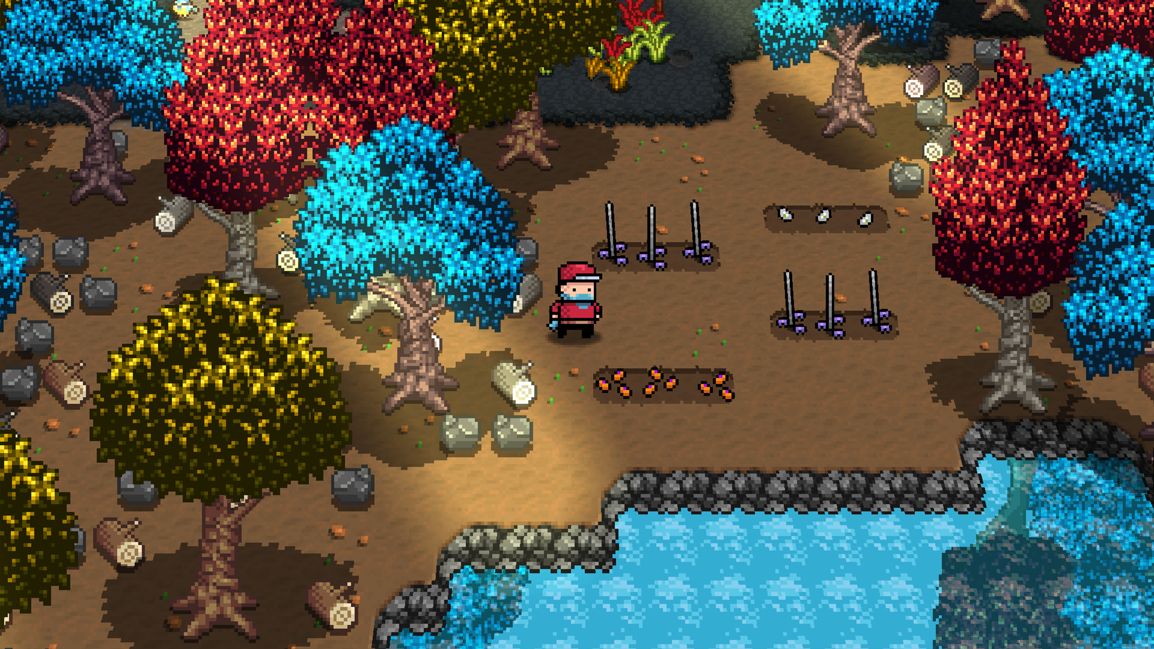 Скриншот №4 к Monster Harvest