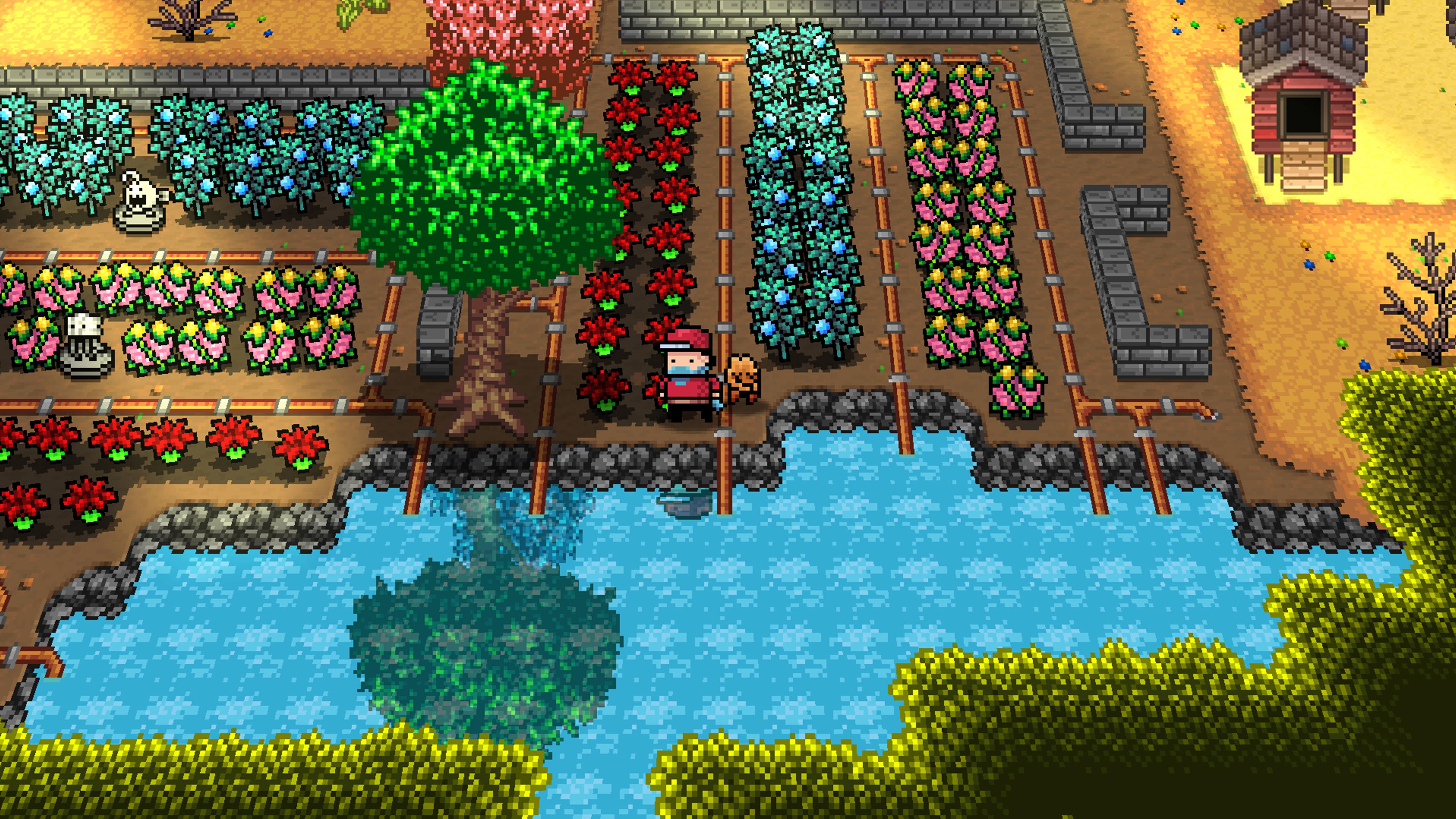 Скриншот №1 к Monster Harvest