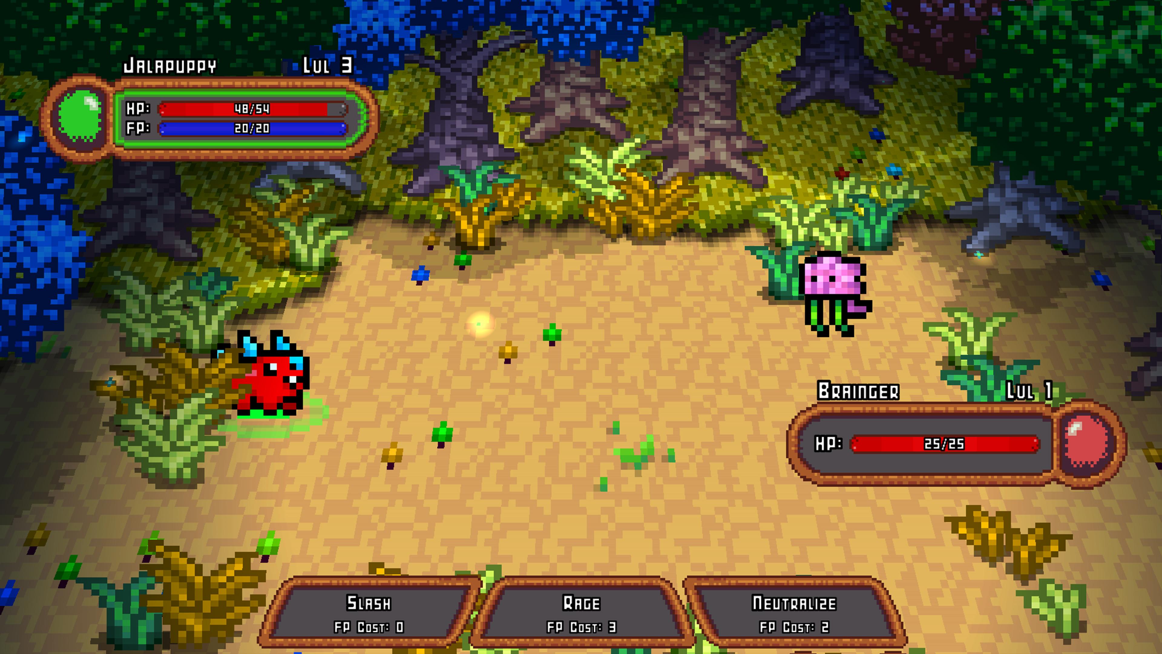 Скриншот №8 к Monster Harvest