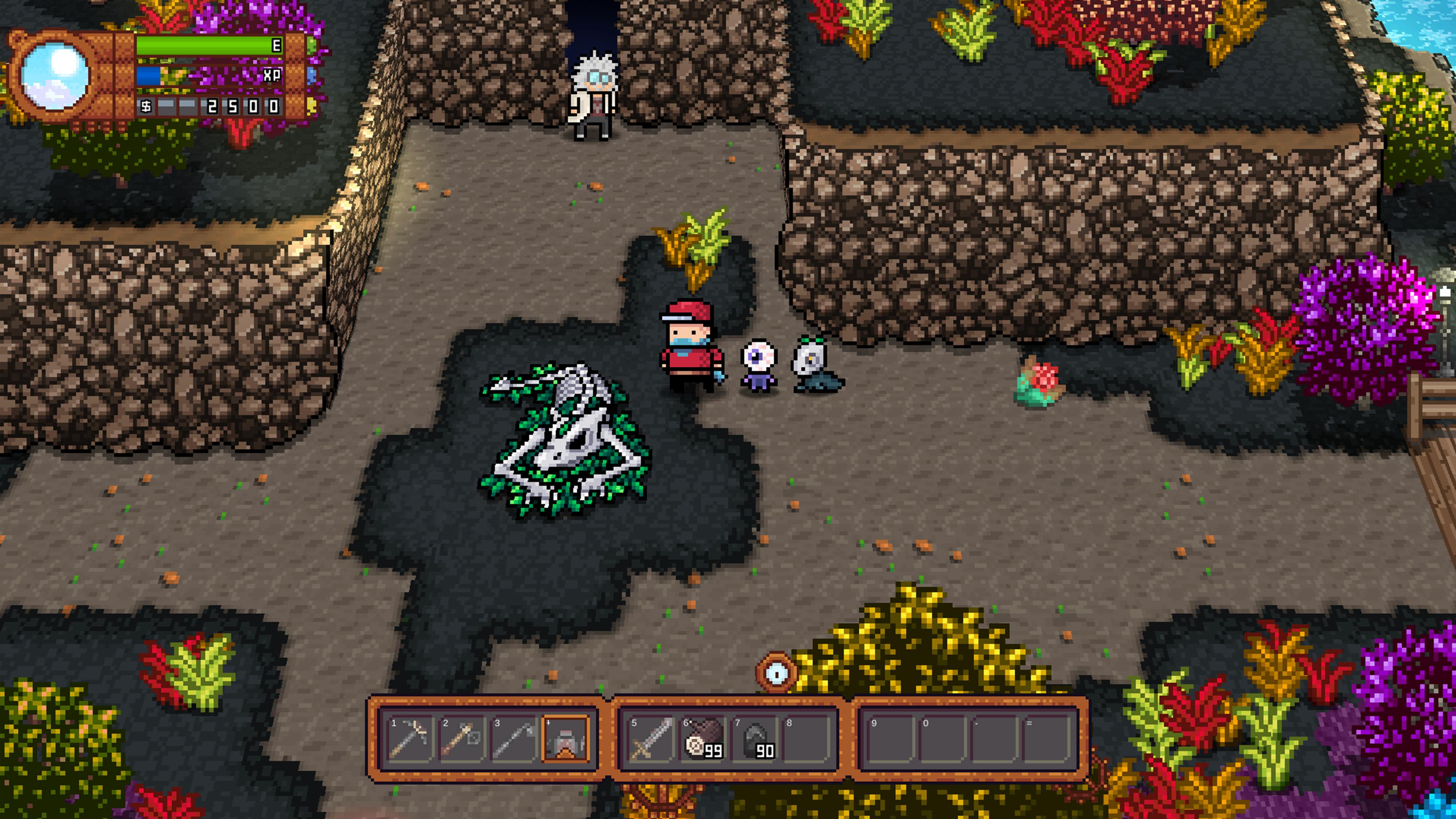 Скриншот №7 к Monster Harvest