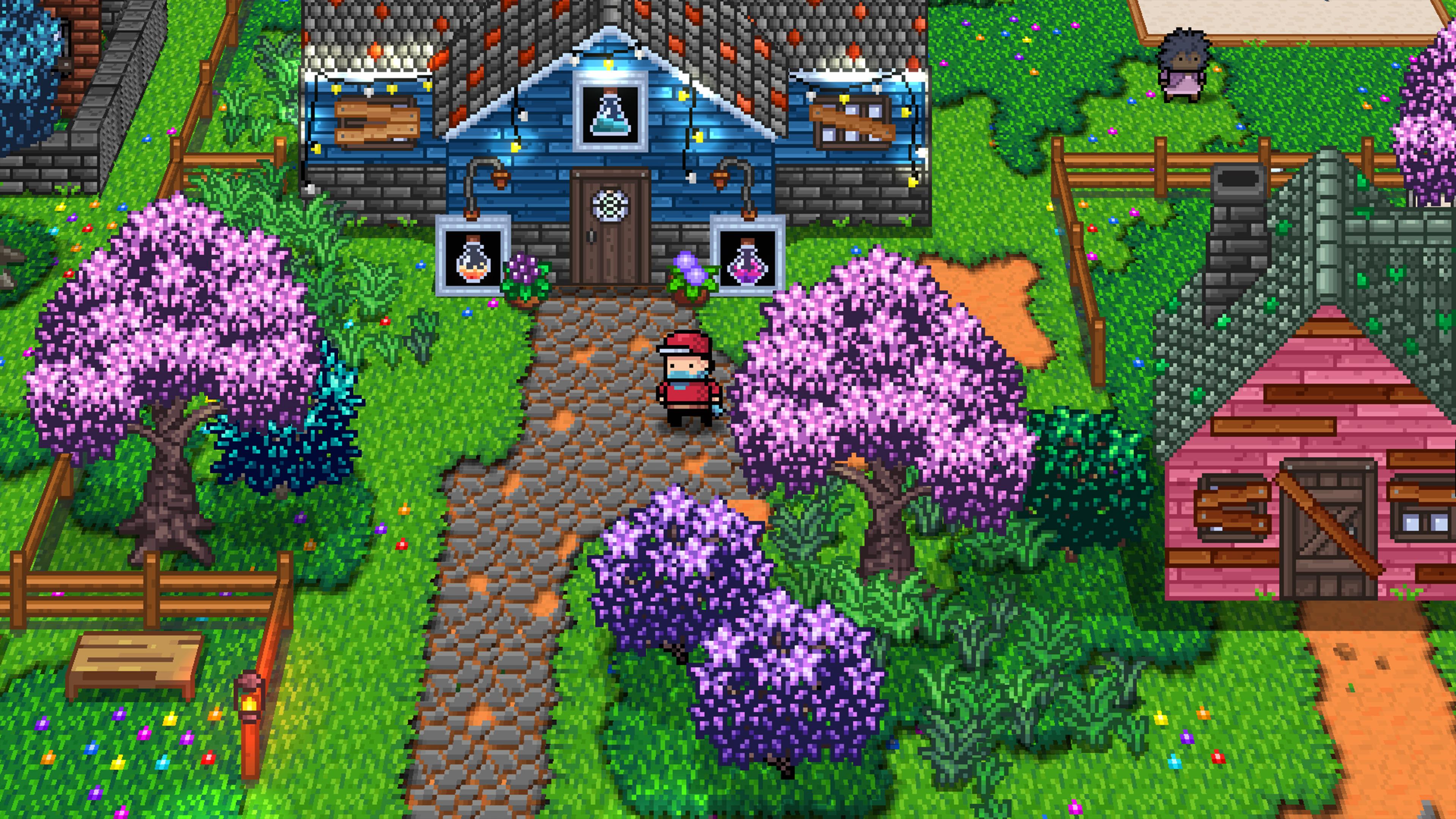 Скриншот №3 к Monster Harvest
