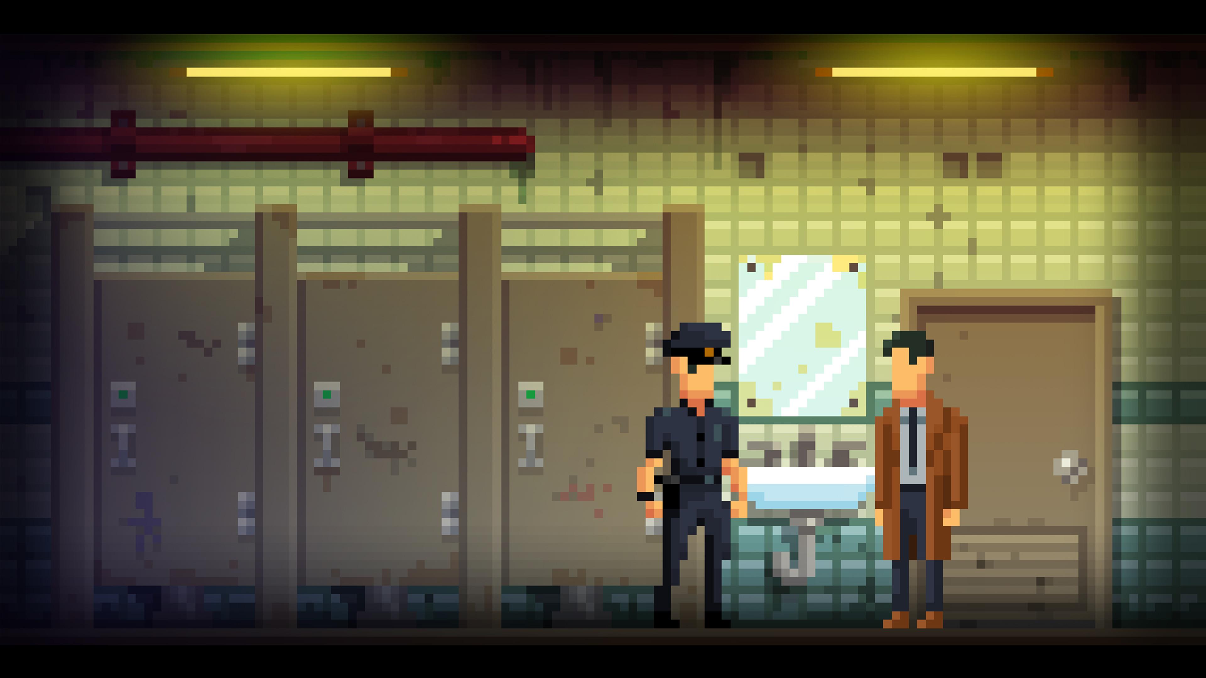 Скриншот №2 к The Darkside Detective - Series Edition