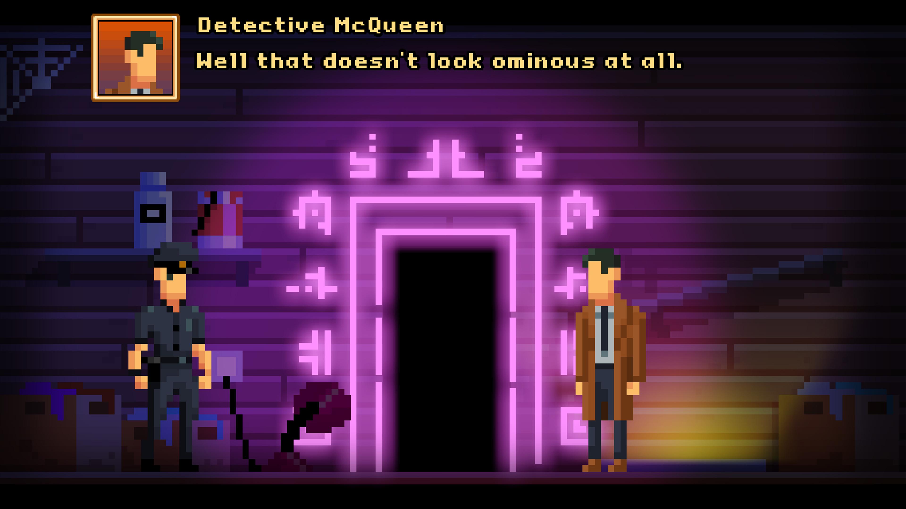 Скриншот №3 к The Darkside Detective - Series Edition