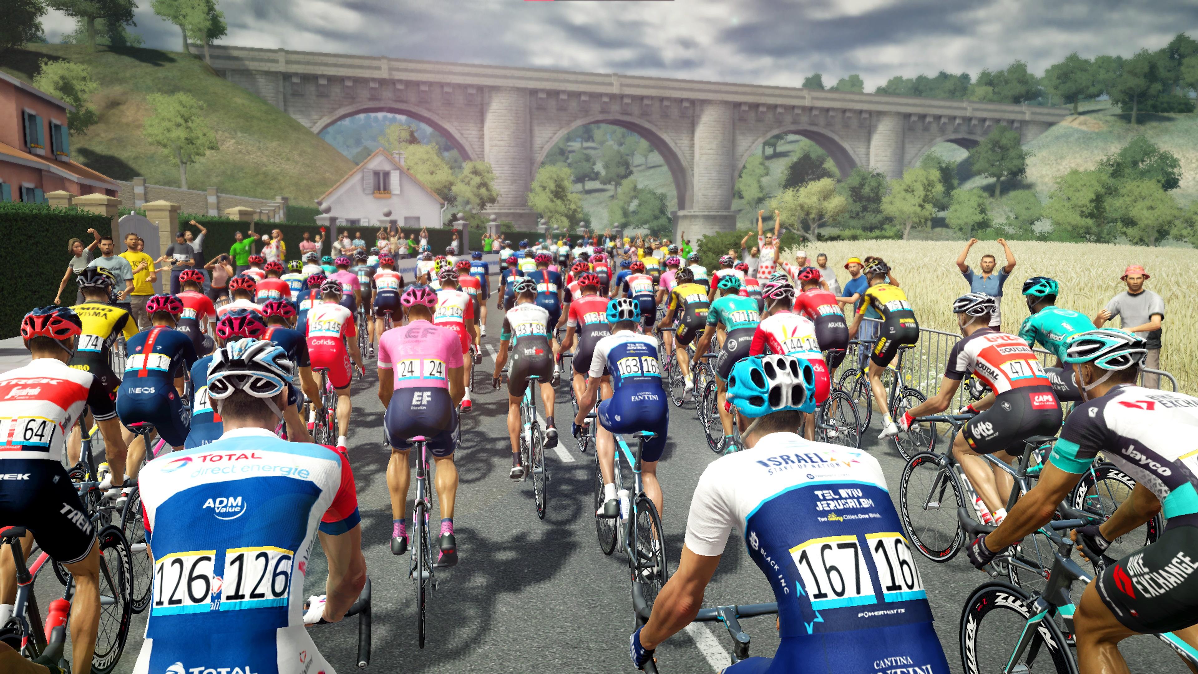 Скриншот №6 к Tour de France 2021 PS4
